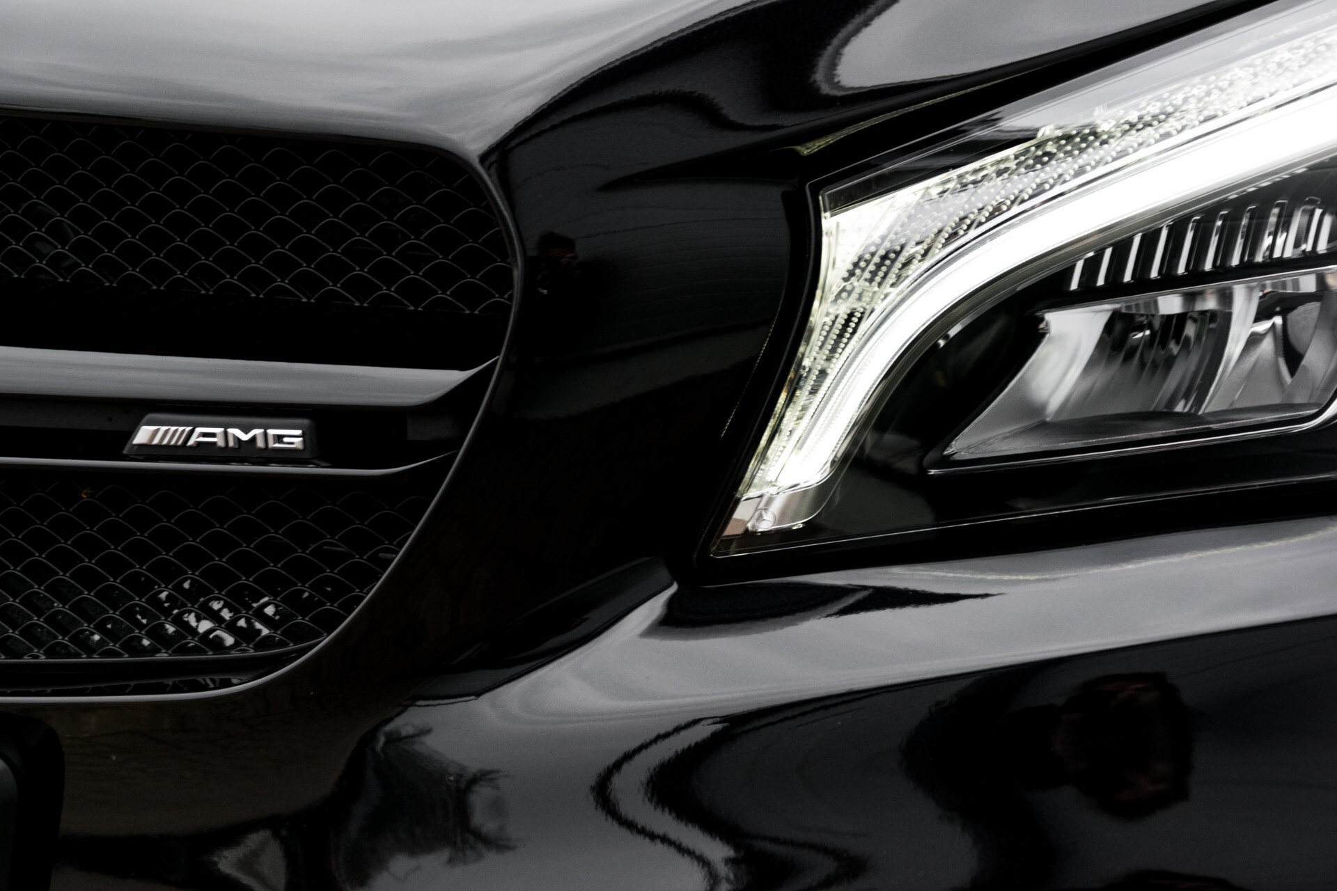 """Mercedes-Benz CLA-Klasse Shooting Brake 45 AMG 4-M Performance Stoelen/Uitlaat/19"""" velgen/Exclusive/Panorama Aut7 Foto 62"""