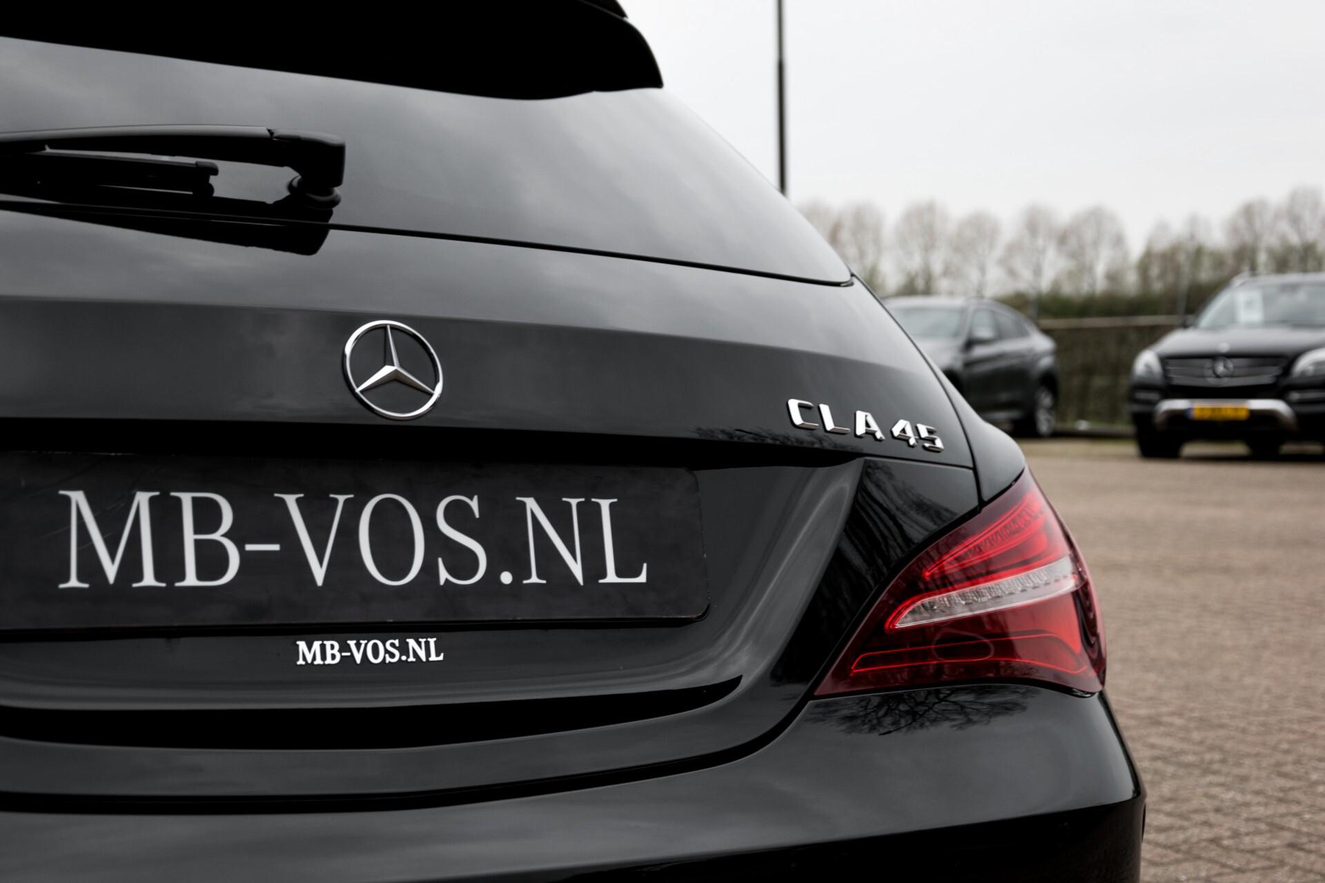 """Mercedes-Benz CLA-Klasse Shooting Brake 45 AMG 4-M Performance Stoelen/Uitlaat/19"""" velgen/Exclusive/Panorama Aut7 Foto 63"""