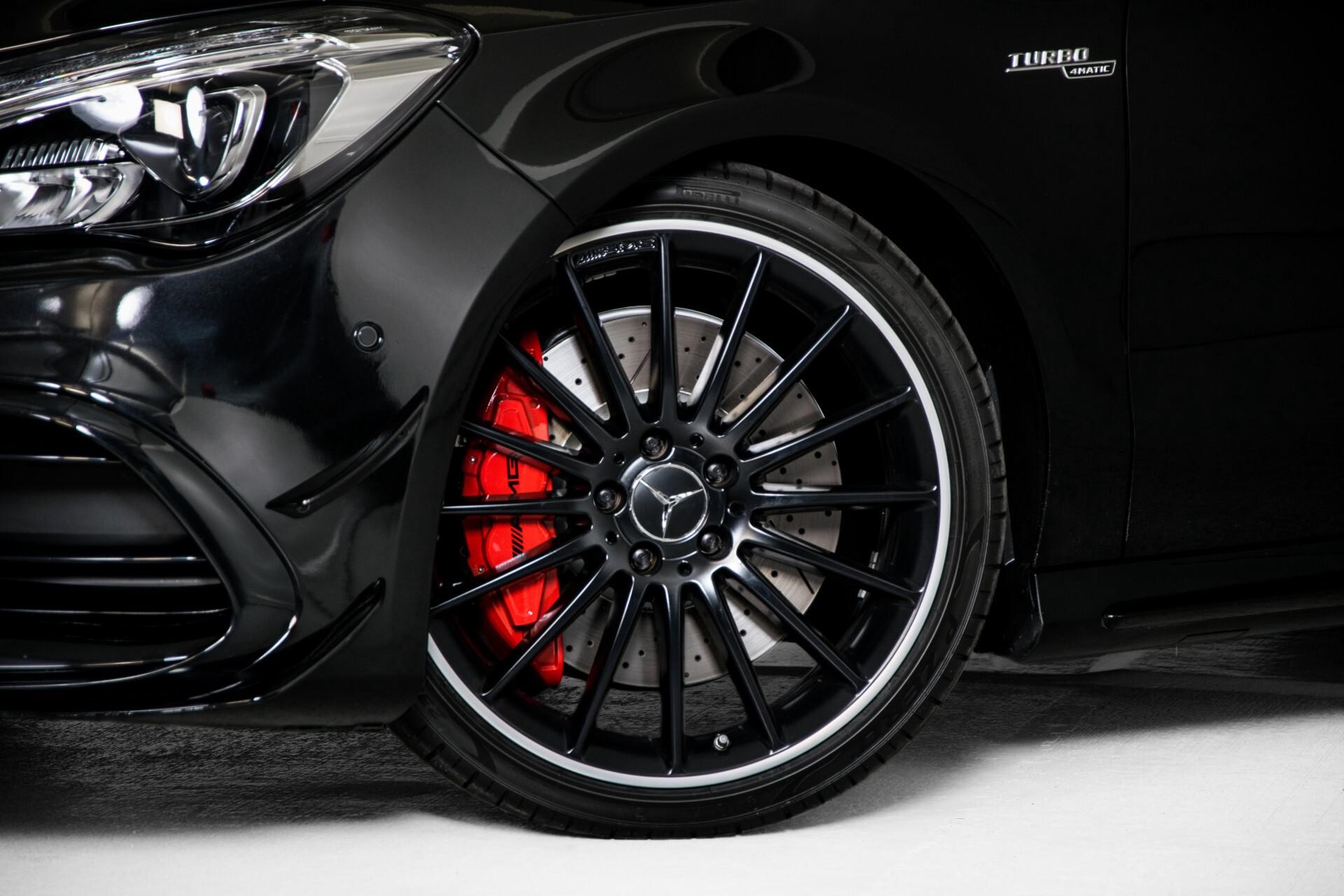 """Mercedes-Benz CLA-Klasse Shooting Brake 45 AMG 4-M Performance Stoelen/Uitlaat/19"""" velgen/Exclusive/Panorama Aut7 Foto 65"""
