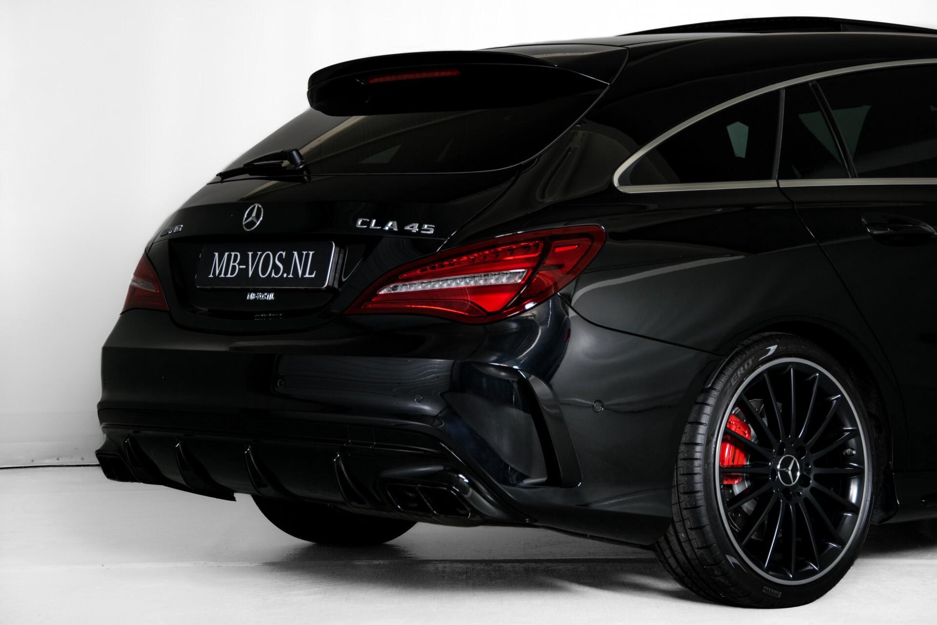 """Mercedes-Benz CLA-Klasse Shooting Brake 45 AMG 4-M Performance Stoelen/Uitlaat/19"""" velgen/Exclusive/Panorama Aut7 Foto 66"""