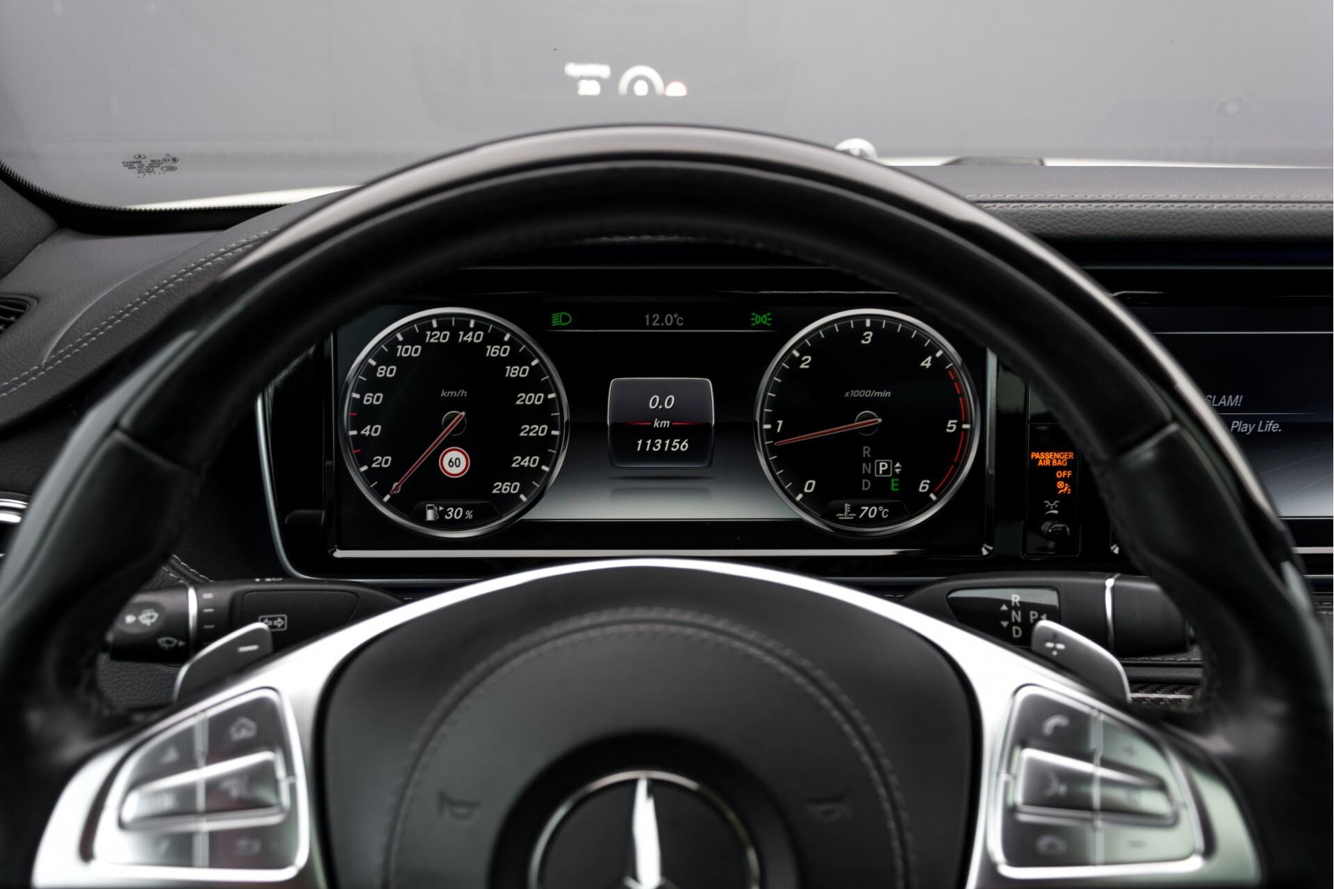 Mercedes-Benz S-Klasse 350 Bluetec Lang 4-M AMG Plus Carbon/Burmester 3D/Standkachel/4xMassage/Entertainment Aut7 Foto 12