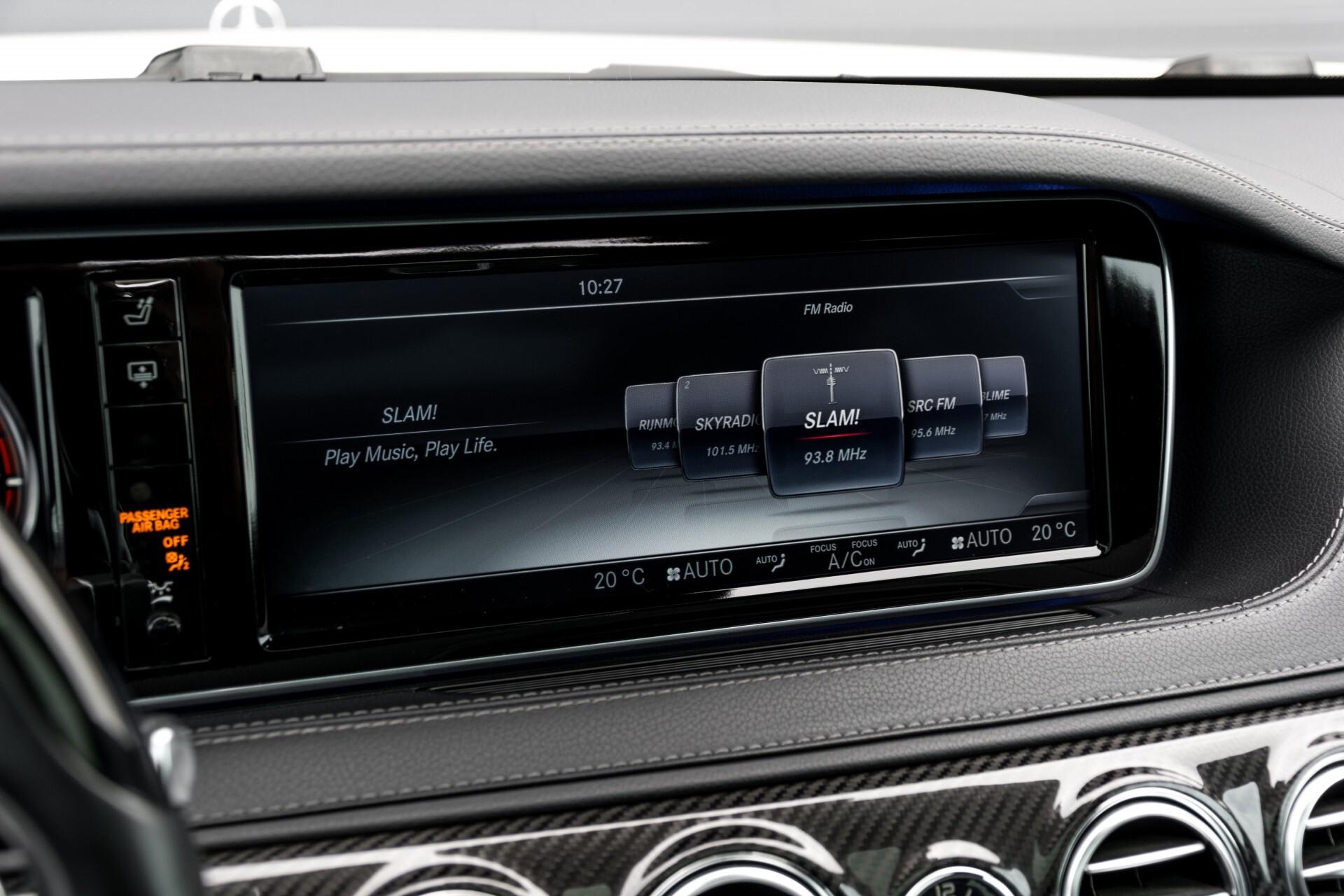 Mercedes-Benz S-Klasse 350 Bluetec Lang 4-M AMG Plus Carbon/Burmester 3D/Standkachel/4xMassage/Entertainment Aut7 Foto 17