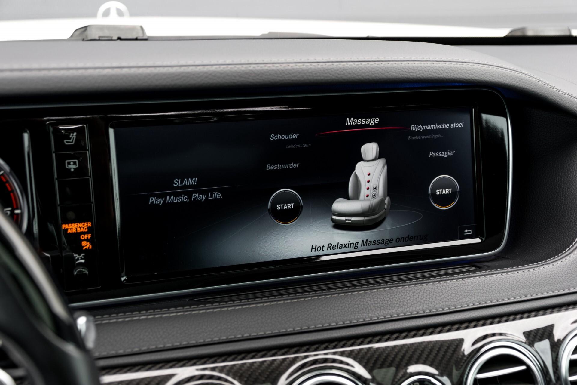 Mercedes-Benz S-Klasse 350 Bluetec Lang 4-M AMG Plus Carbon/Burmester 3D/Standkachel/4xMassage/Entertainment Aut7 Foto 19