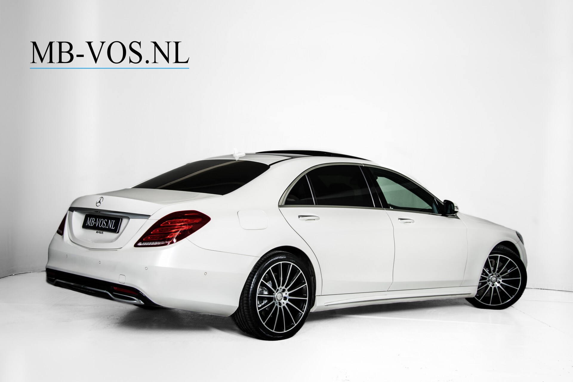 Mercedes-Benz S-Klasse 350 Bluetec Lang 4-M AMG Plus Carbon/Burmester 3D/Standkachel/4xMassage/Entertainment Aut7 Foto 2