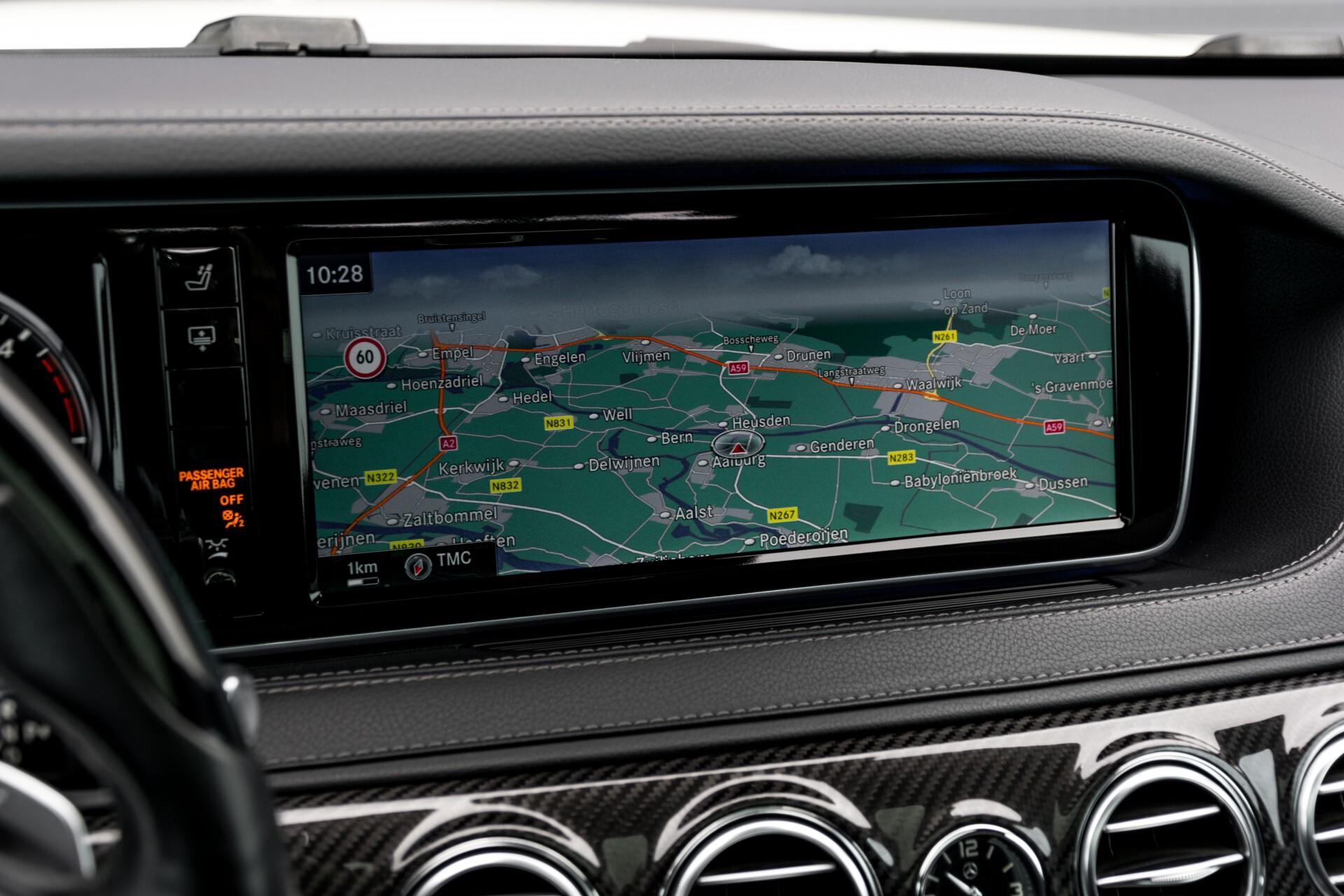Mercedes-Benz S-Klasse 350 Bluetec Lang 4-M AMG Plus Carbon/Burmester 3D/Standkachel/4xMassage/Entertainment Aut7 Foto 21