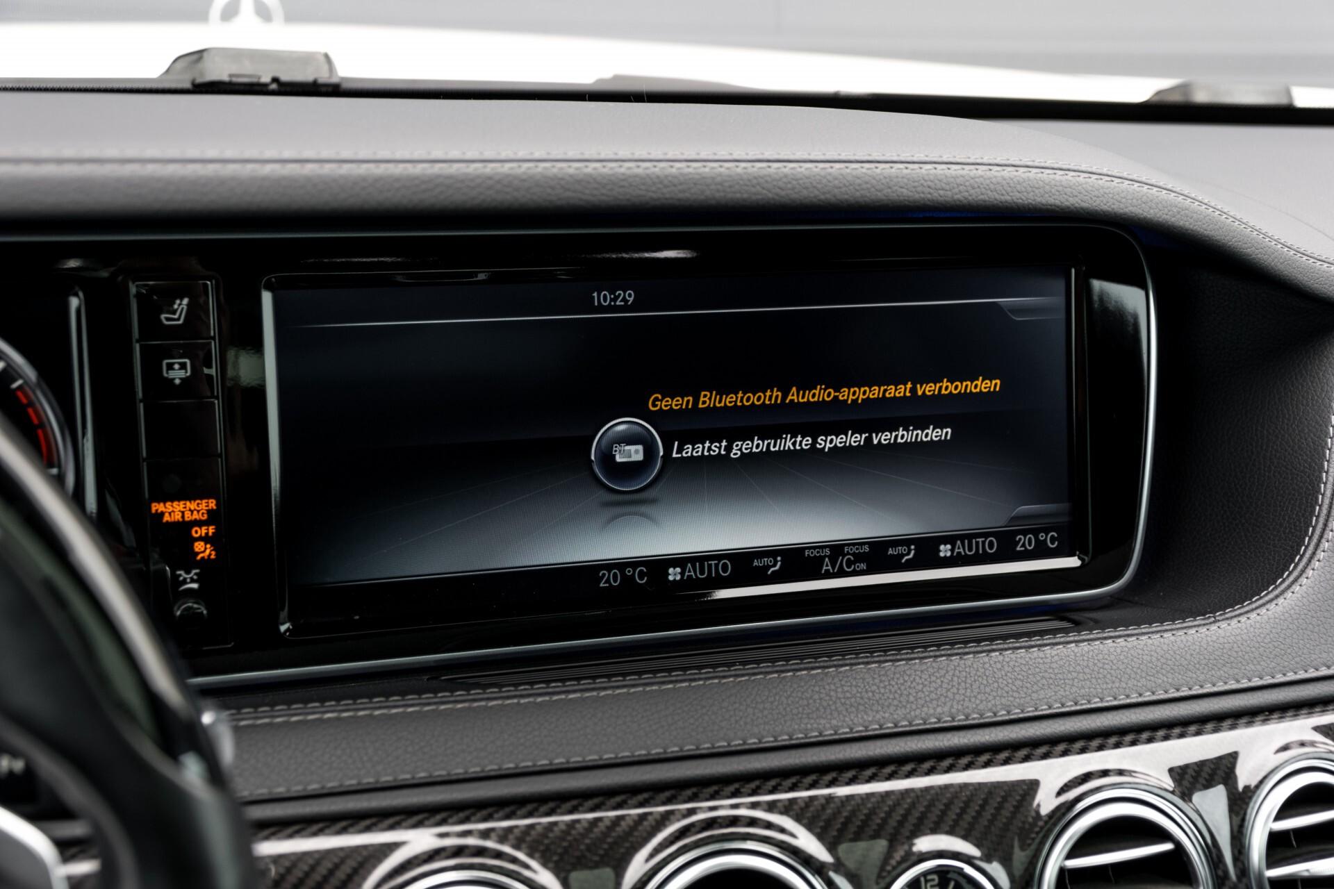 Mercedes-Benz S-Klasse 350 Bluetec Lang 4-M AMG Plus Carbon/Burmester 3D/Standkachel/4xMassage/Entertainment Aut7 Foto 23