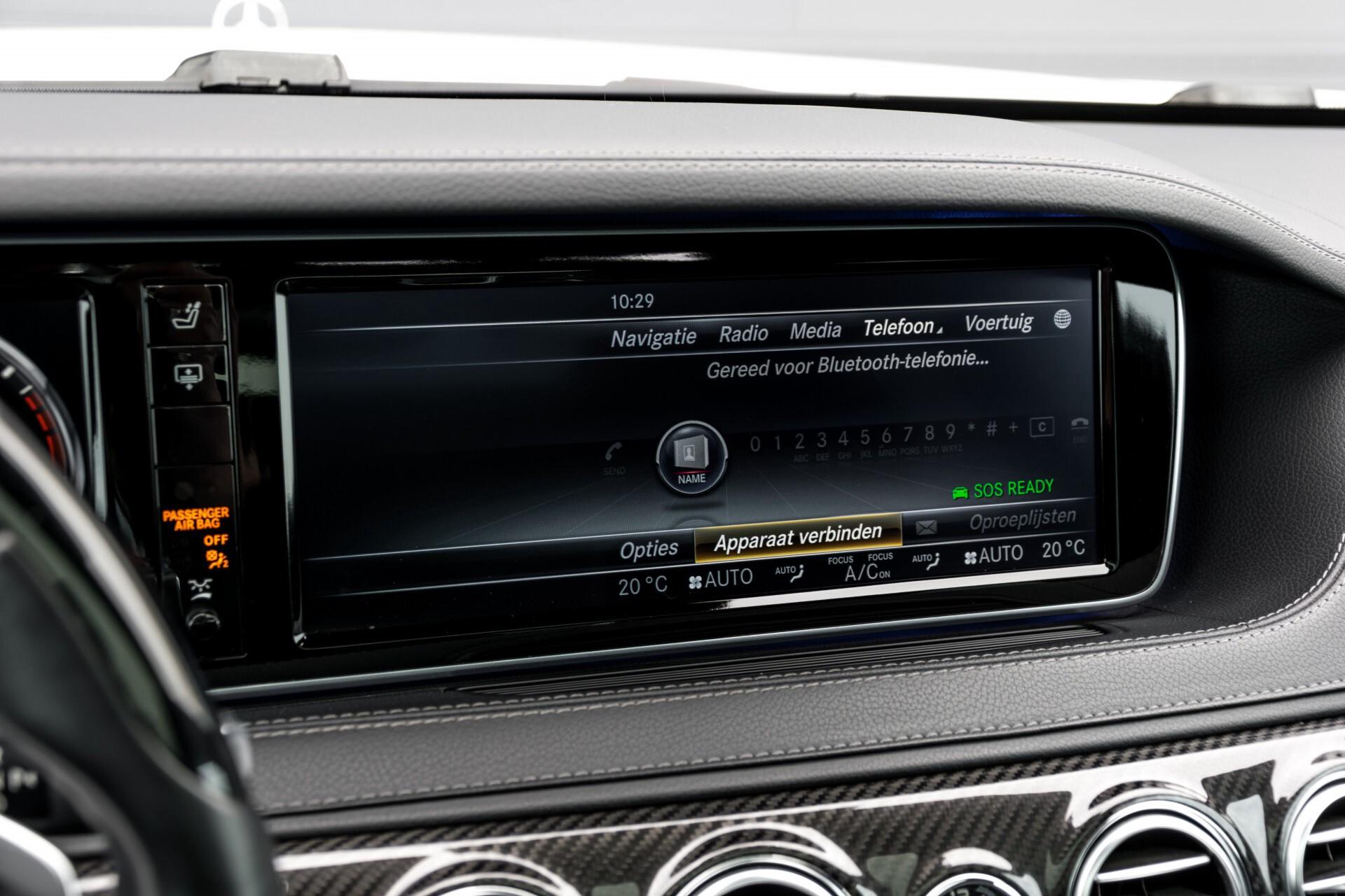 Mercedes-Benz S-Klasse 350 Bluetec Lang 4-M AMG Plus Carbon/Burmester 3D/Standkachel/4xMassage/Entertainment Aut7 Foto 25