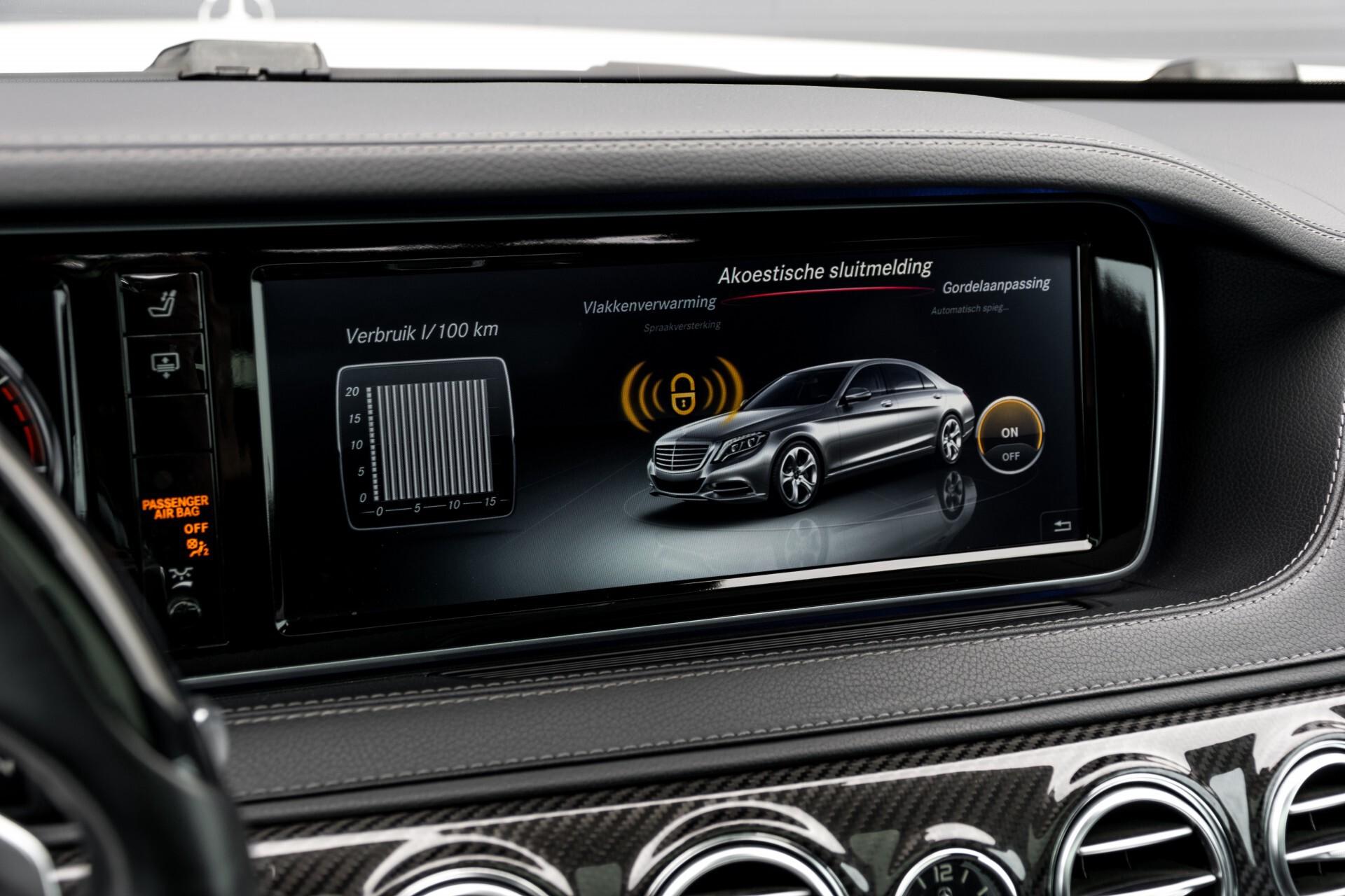 Mercedes-Benz S-Klasse 350 Bluetec Lang 4-M AMG Plus Carbon/Burmester 3D/Standkachel/4xMassage/Entertainment Aut7 Foto 27