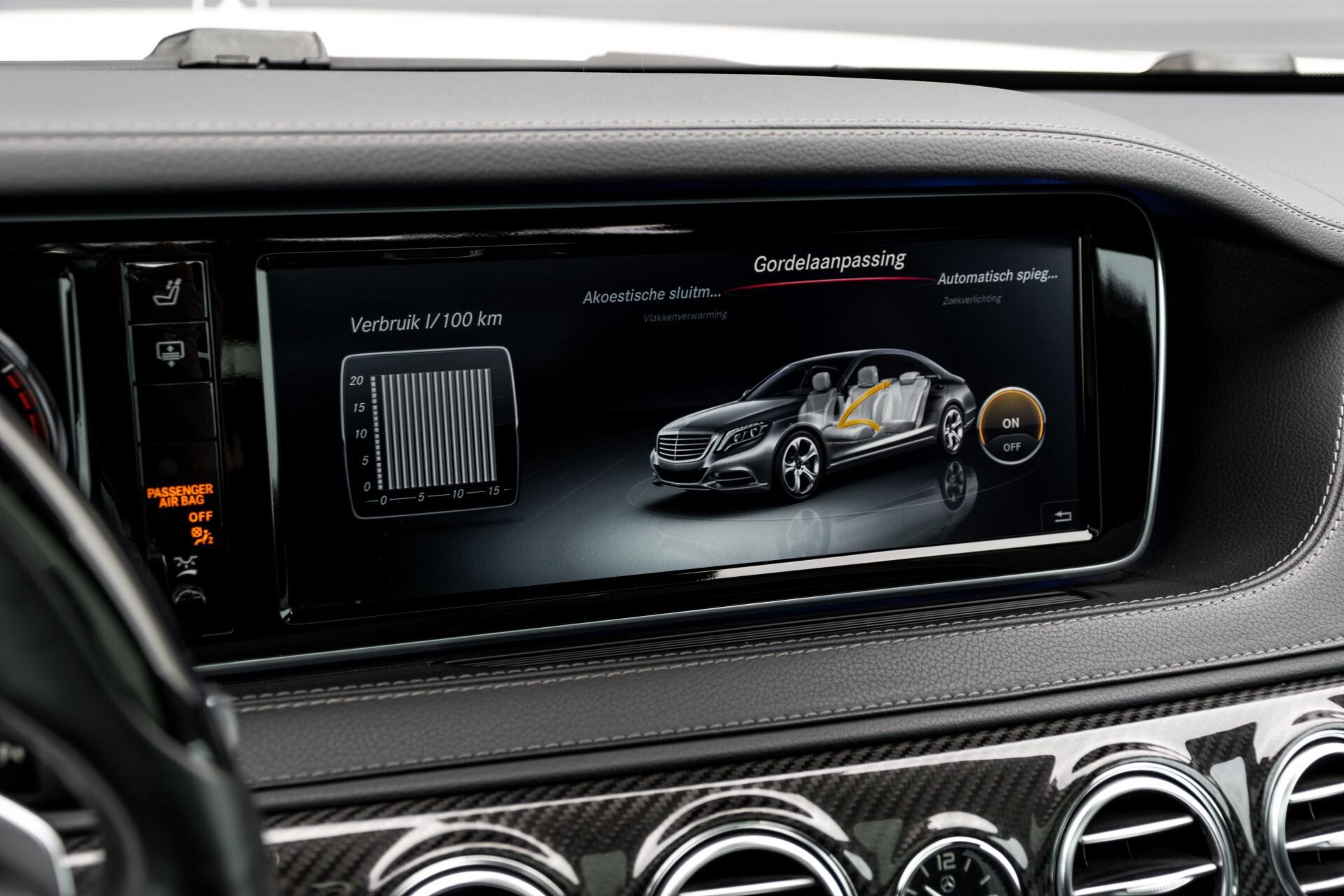 Mercedes-Benz S-Klasse 350 Bluetec Lang 4-M AMG Plus Carbon/Burmester 3D/Standkachel/4xMassage/Entertainment Aut7 Foto 29