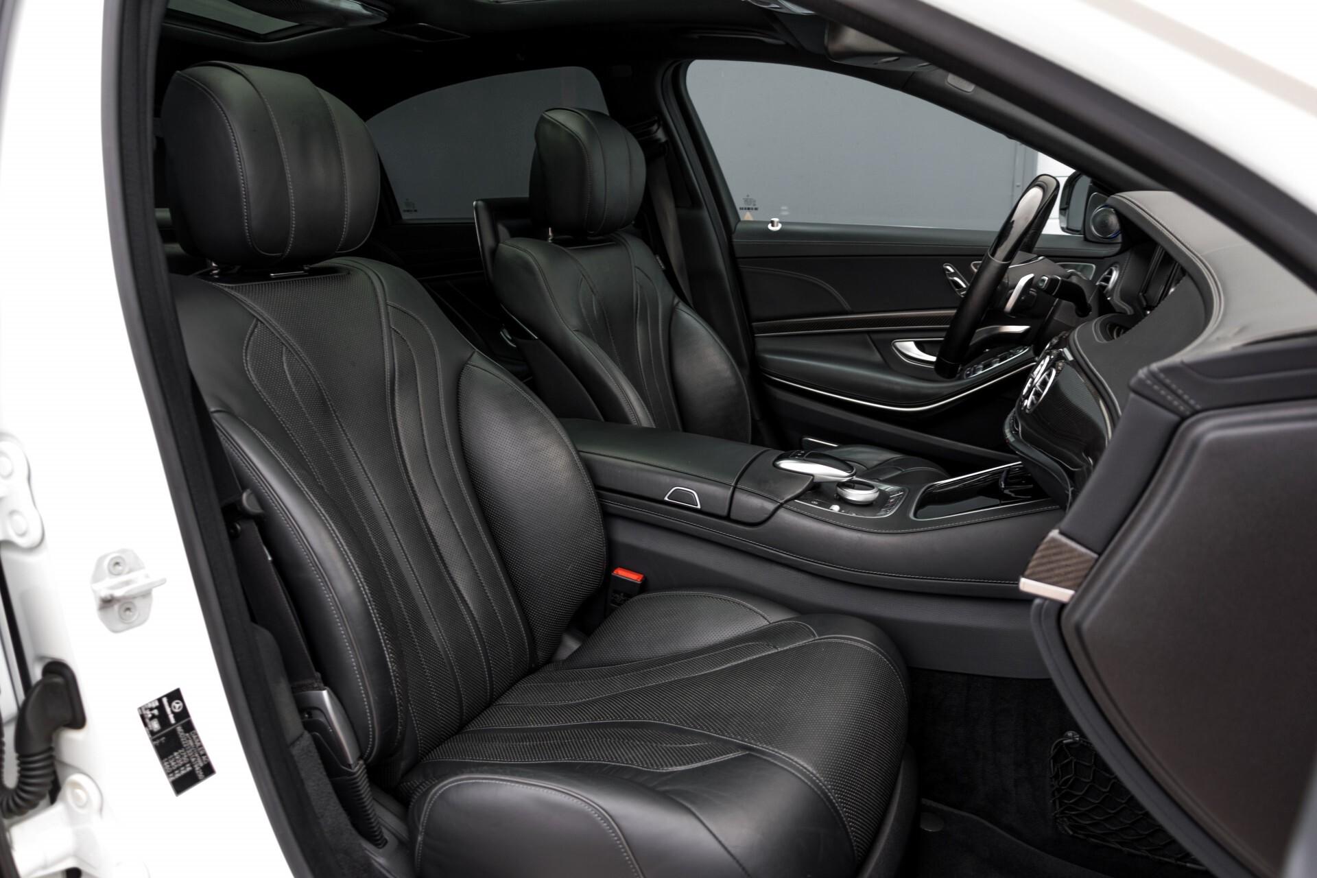 Mercedes-Benz S-Klasse 350 Bluetec Lang 4-M AMG Plus Carbon/Burmester 3D/Standkachel/4xMassage/Entertainment Aut7 Foto 3