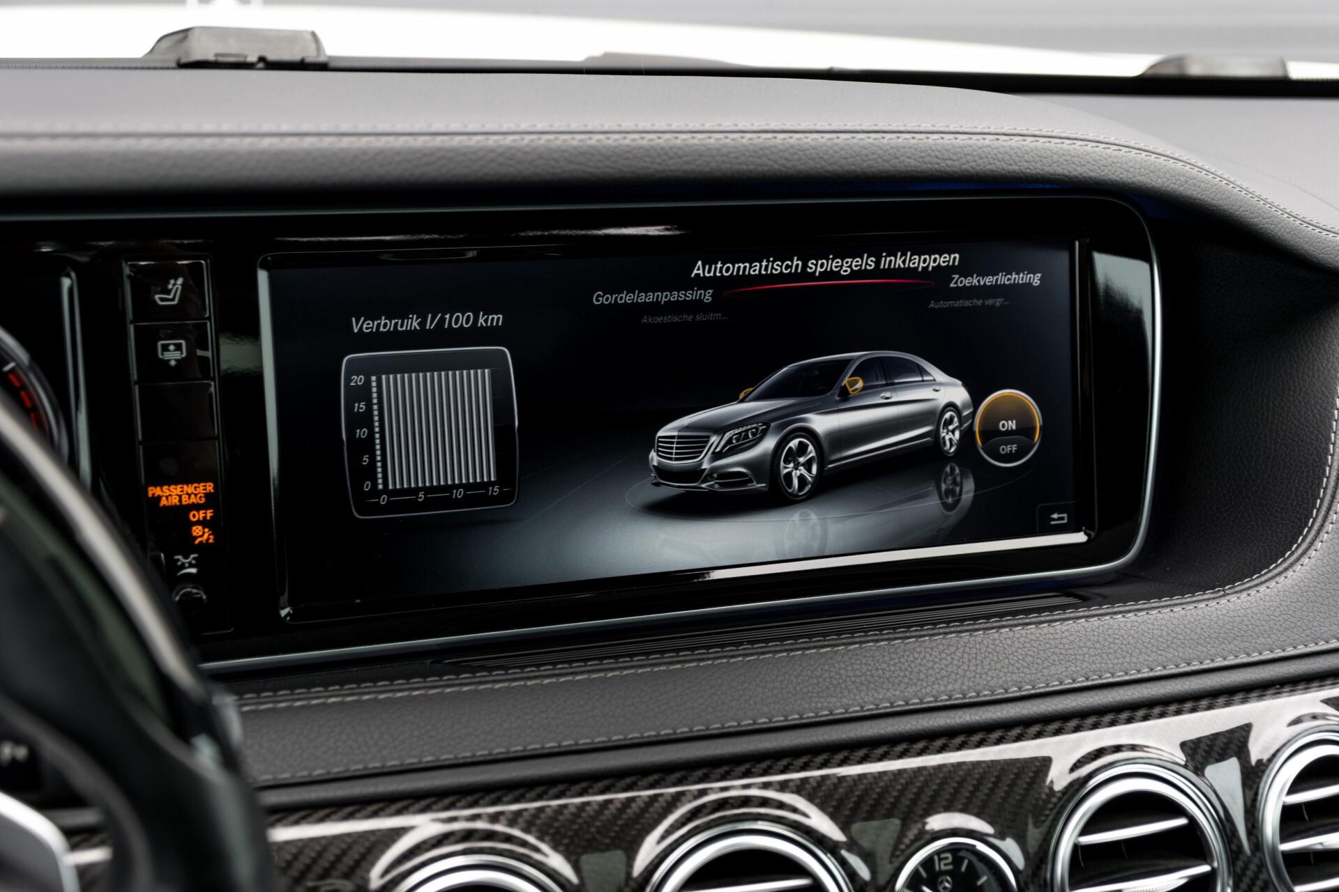 Mercedes-Benz S-Klasse 350 Bluetec Lang 4-M AMG Plus Carbon/Burmester 3D/Standkachel/4xMassage/Entertainment Aut7 Foto 31
