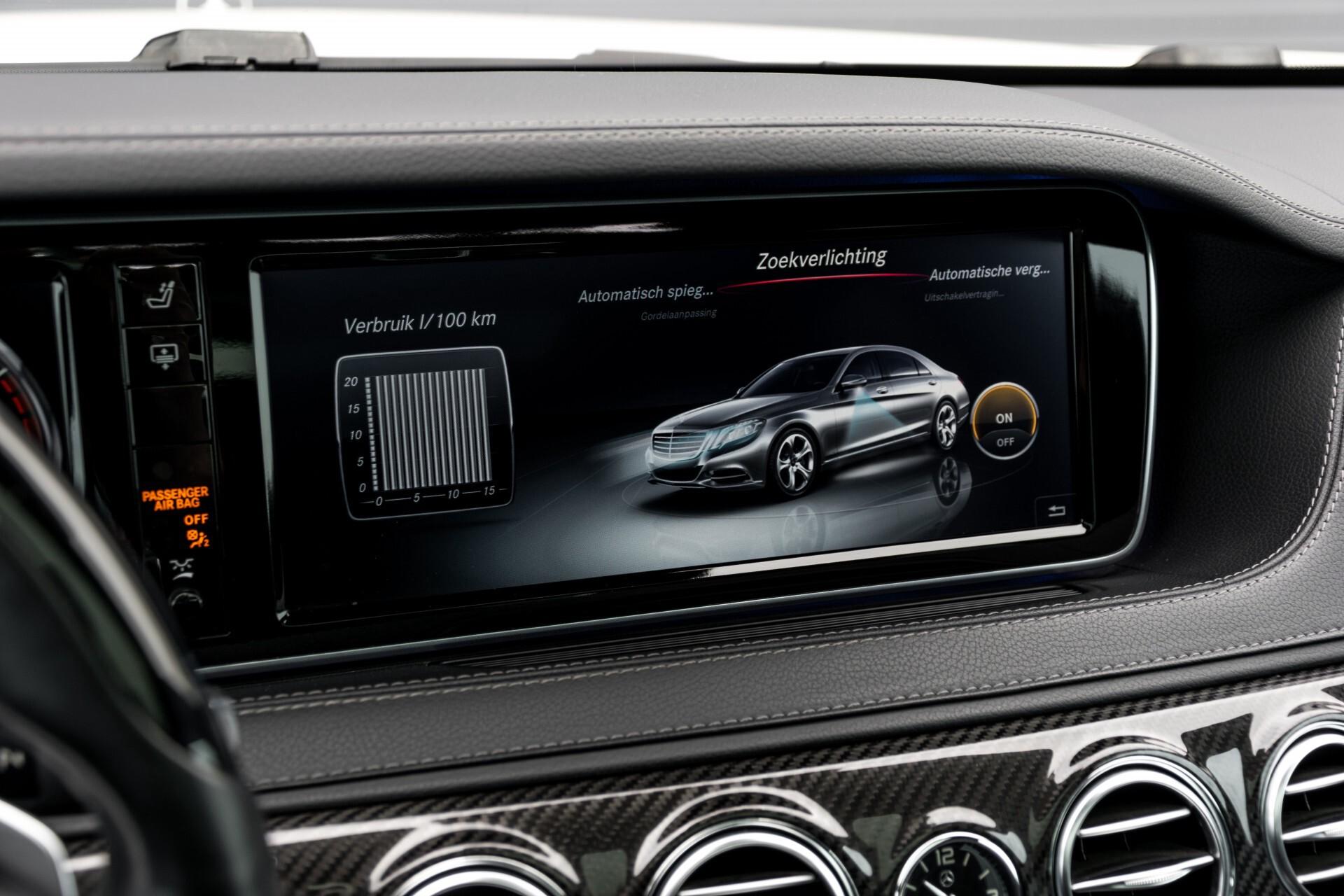 Mercedes-Benz S-Klasse 350 Bluetec Lang 4-M AMG Plus Carbon/Burmester 3D/Standkachel/4xMassage/Entertainment Aut7 Foto 33