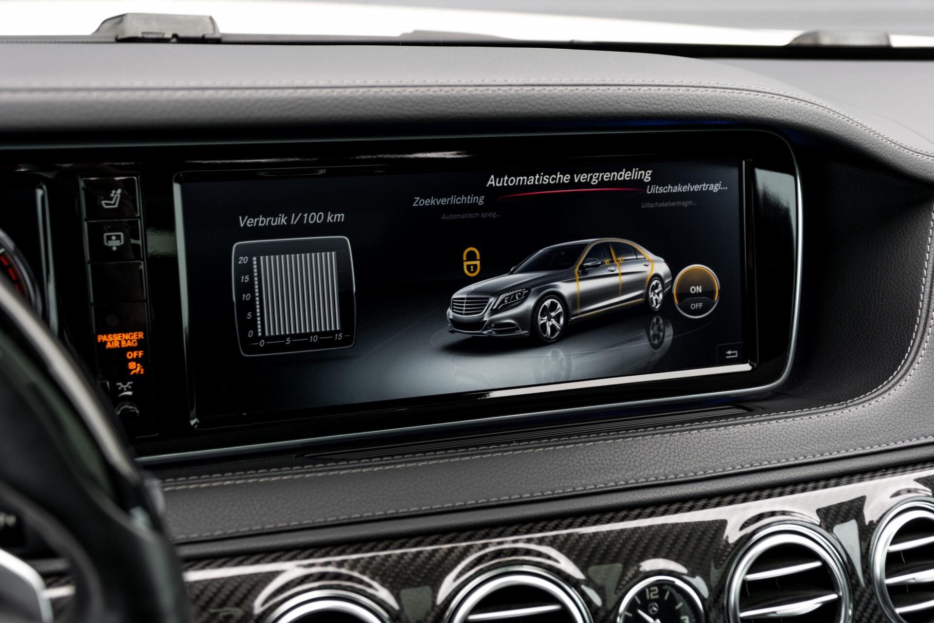 Mercedes-Benz S-Klasse 350 Bluetec Lang 4-M AMG Plus Carbon/Burmester 3D/Standkachel/4xMassage/Entertainment Aut7 Foto 35