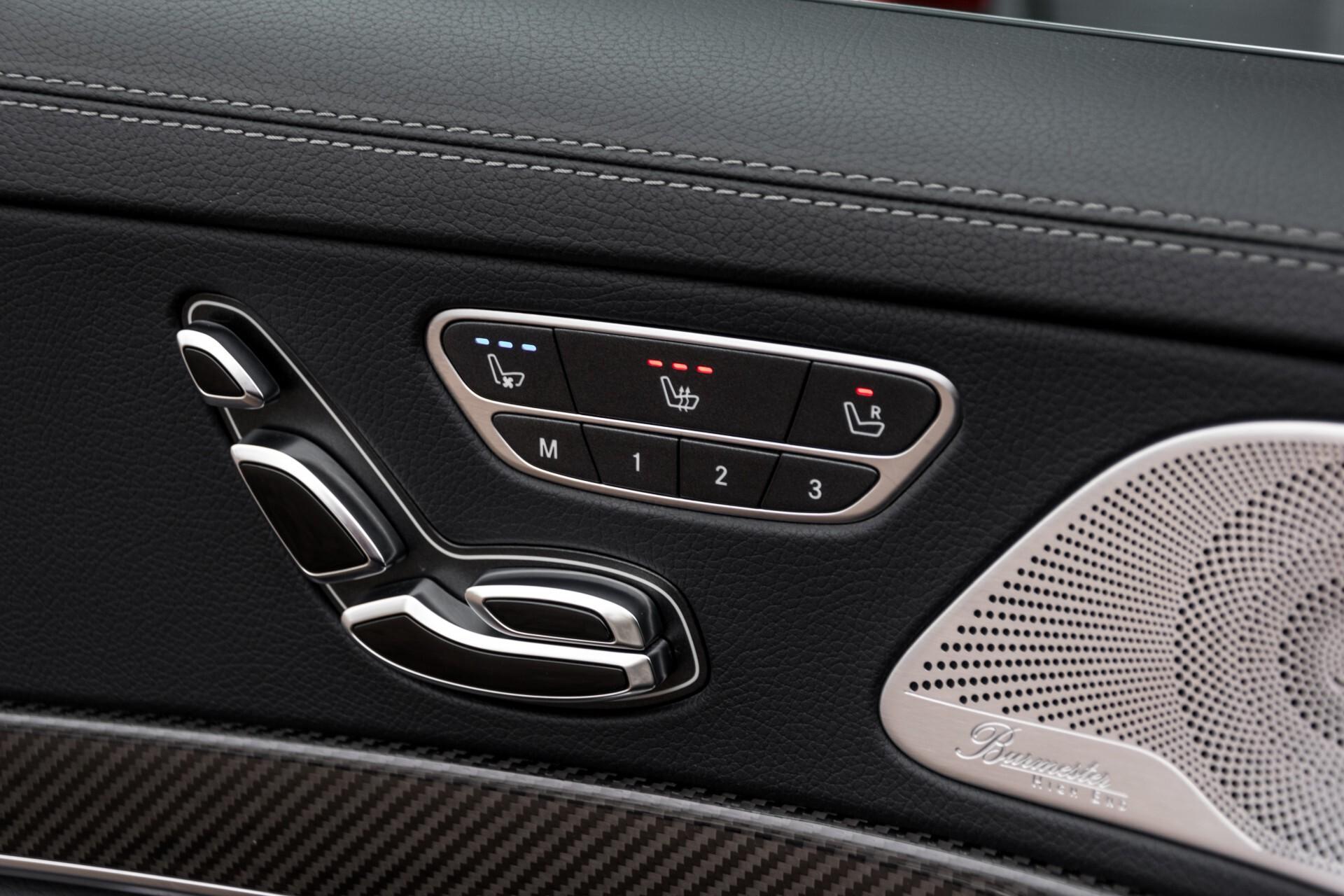 Mercedes-Benz S-Klasse 350 Bluetec Lang 4-M AMG Plus Carbon/Burmester 3D/Standkachel/4xMassage/Entertainment Aut7 Foto 36