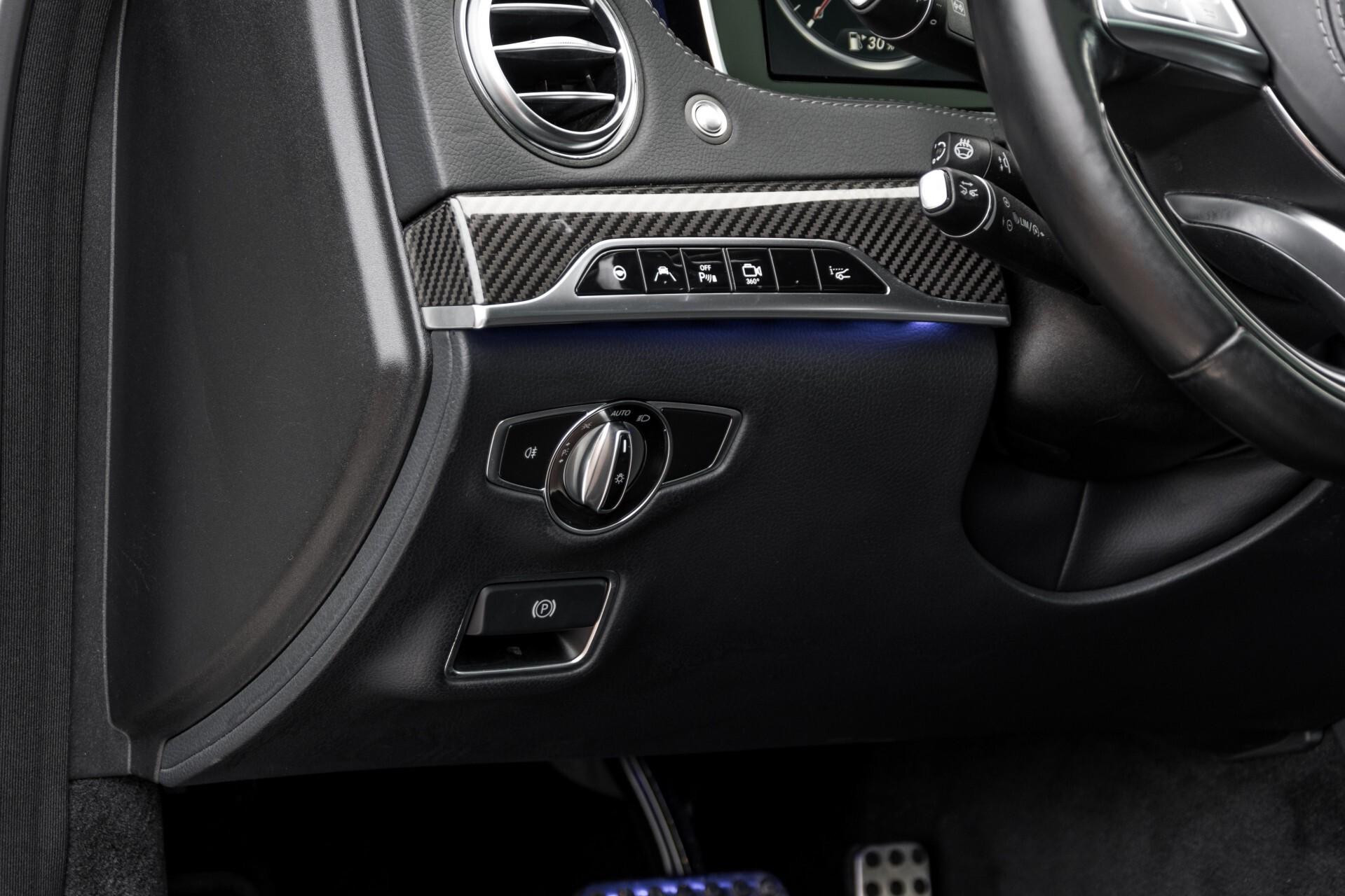 Mercedes-Benz S-Klasse 350 Bluetec Lang 4-M AMG Plus Carbon/Burmester 3D/Standkachel/4xMassage/Entertainment Aut7 Foto 40