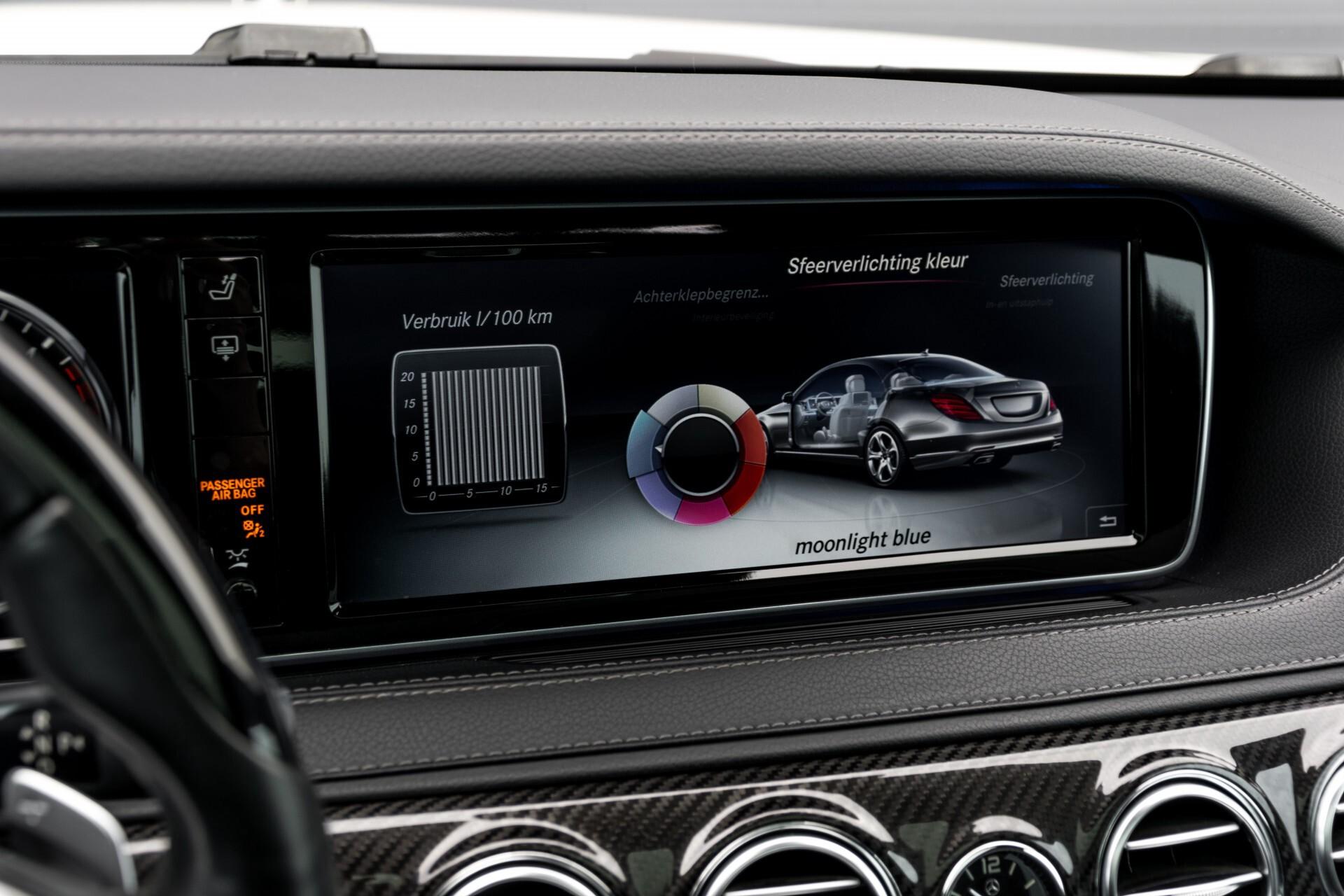 Mercedes-Benz S-Klasse 350 Bluetec Lang 4-M AMG Plus Carbon/Burmester 3D/Standkachel/4xMassage/Entertainment Aut7 Foto 41