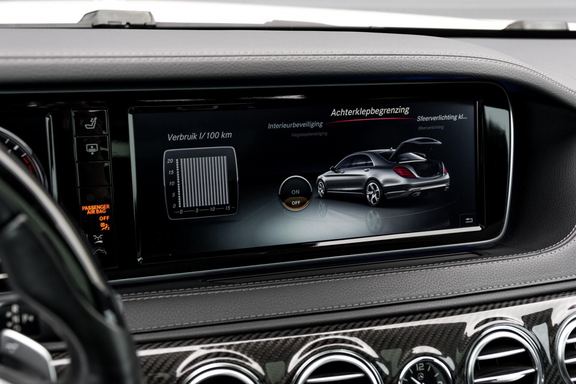 Mercedes-Benz S-Klasse 350 Bluetec Lang 4-M AMG Plus Carbon/Burmester 3D/Standkachel/4xMassage/Entertainment Aut7 Foto 43
