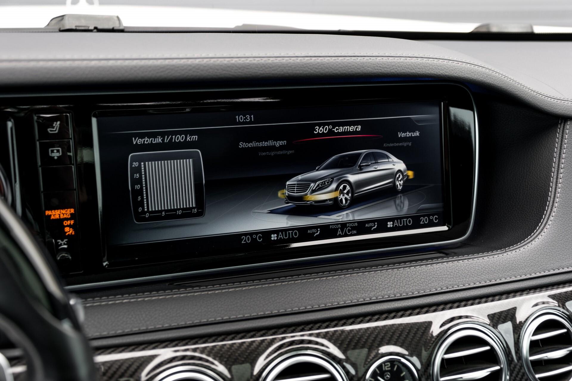 Mercedes-Benz S-Klasse 350 Bluetec Lang 4-M AMG Plus Carbon/Burmester 3D/Standkachel/4xMassage/Entertainment Aut7 Foto 45