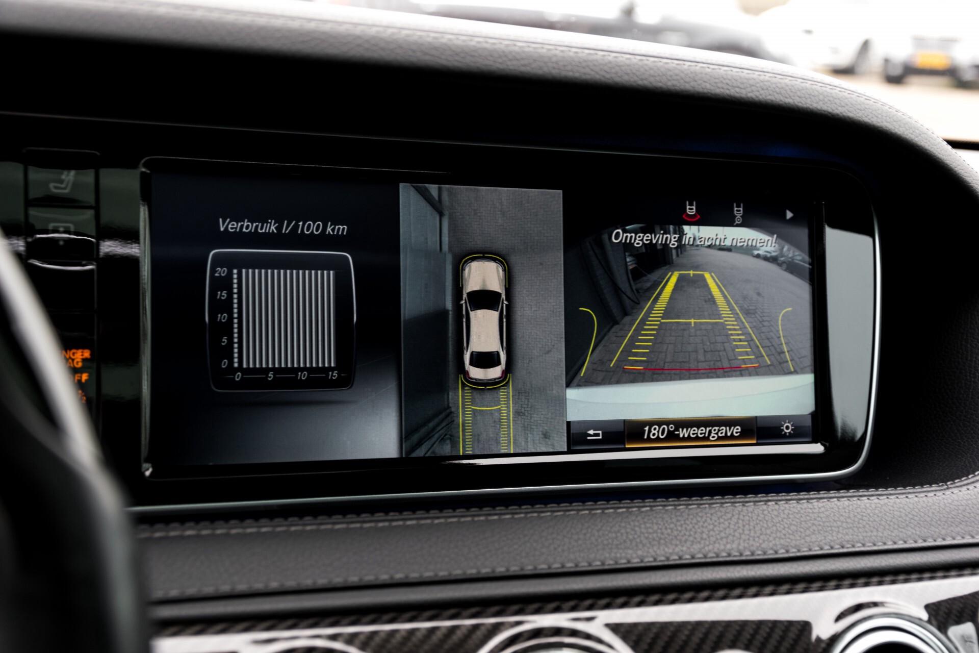 Mercedes-Benz S-Klasse 350 Bluetec Lang 4-M AMG Plus Carbon/Burmester 3D/Standkachel/4xMassage/Entertainment Aut7 Foto 47