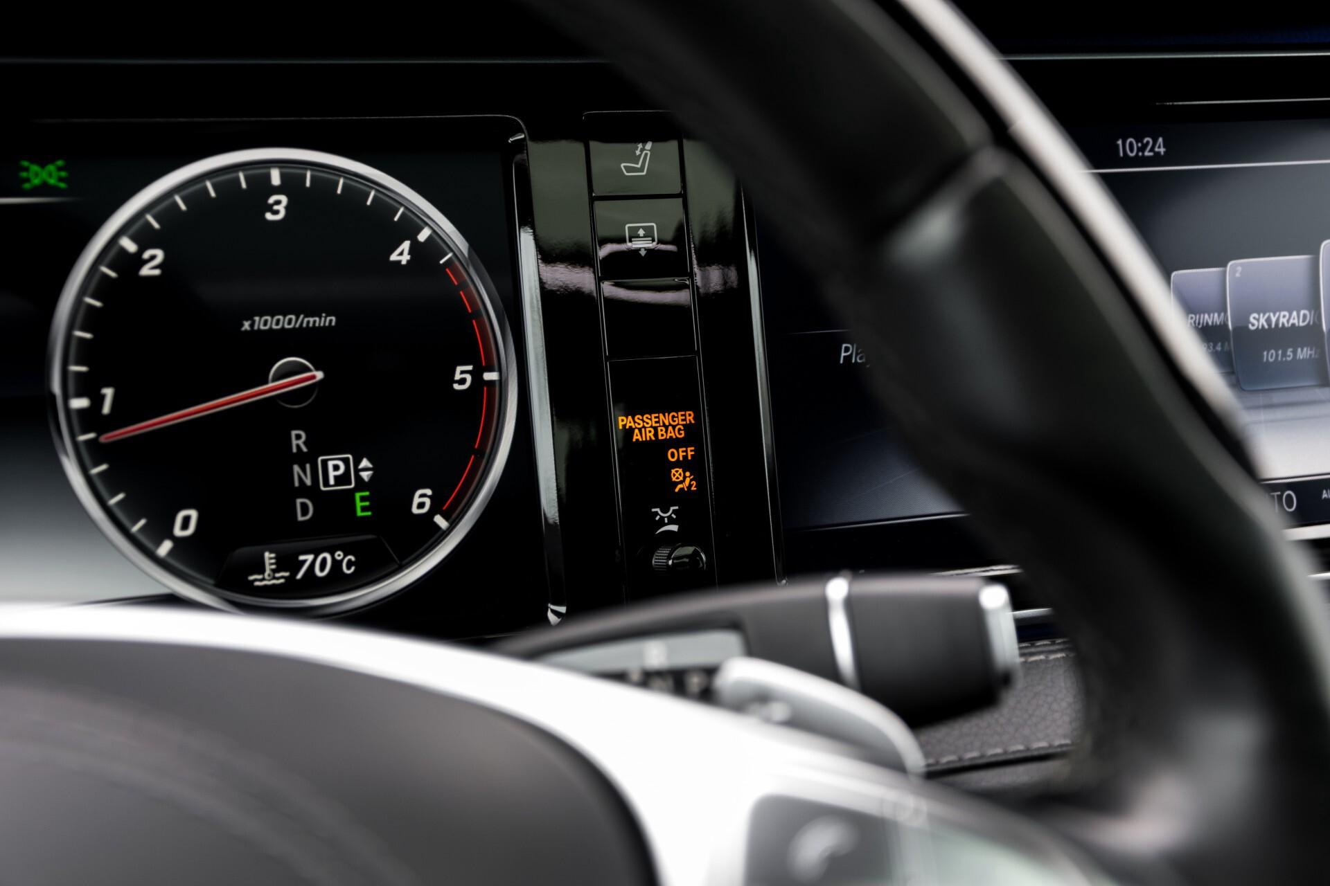 Mercedes-Benz S-Klasse 350 Bluetec Lang 4-M AMG Plus Carbon/Burmester 3D/Standkachel/4xMassage/Entertainment Aut7 Foto 49