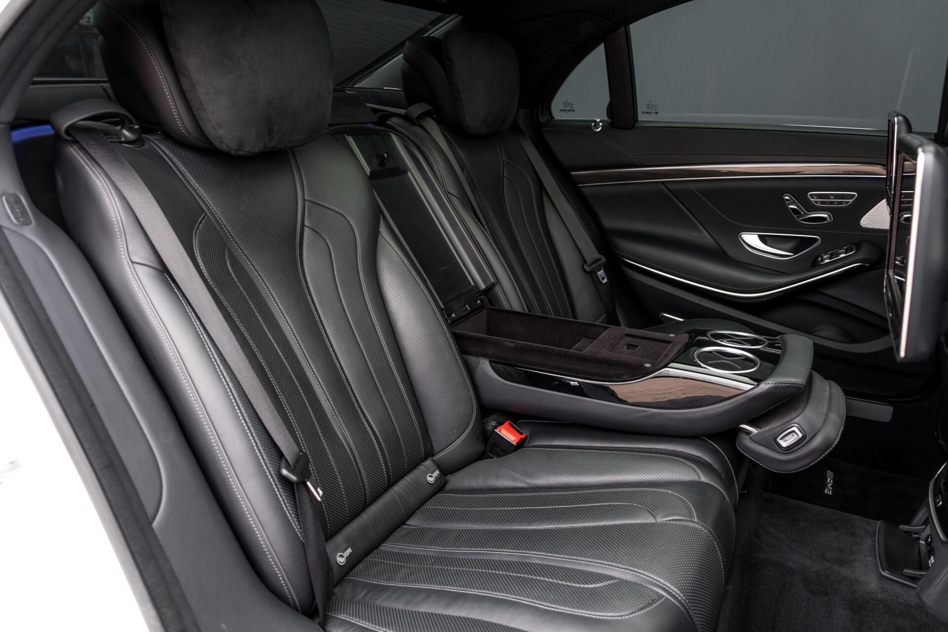 Mercedes-Benz S-Klasse 350 Bluetec Lang 4-M AMG Plus Carbon/Burmester 3D/Standkachel/4xMassage/Entertainment Aut7 Foto 5