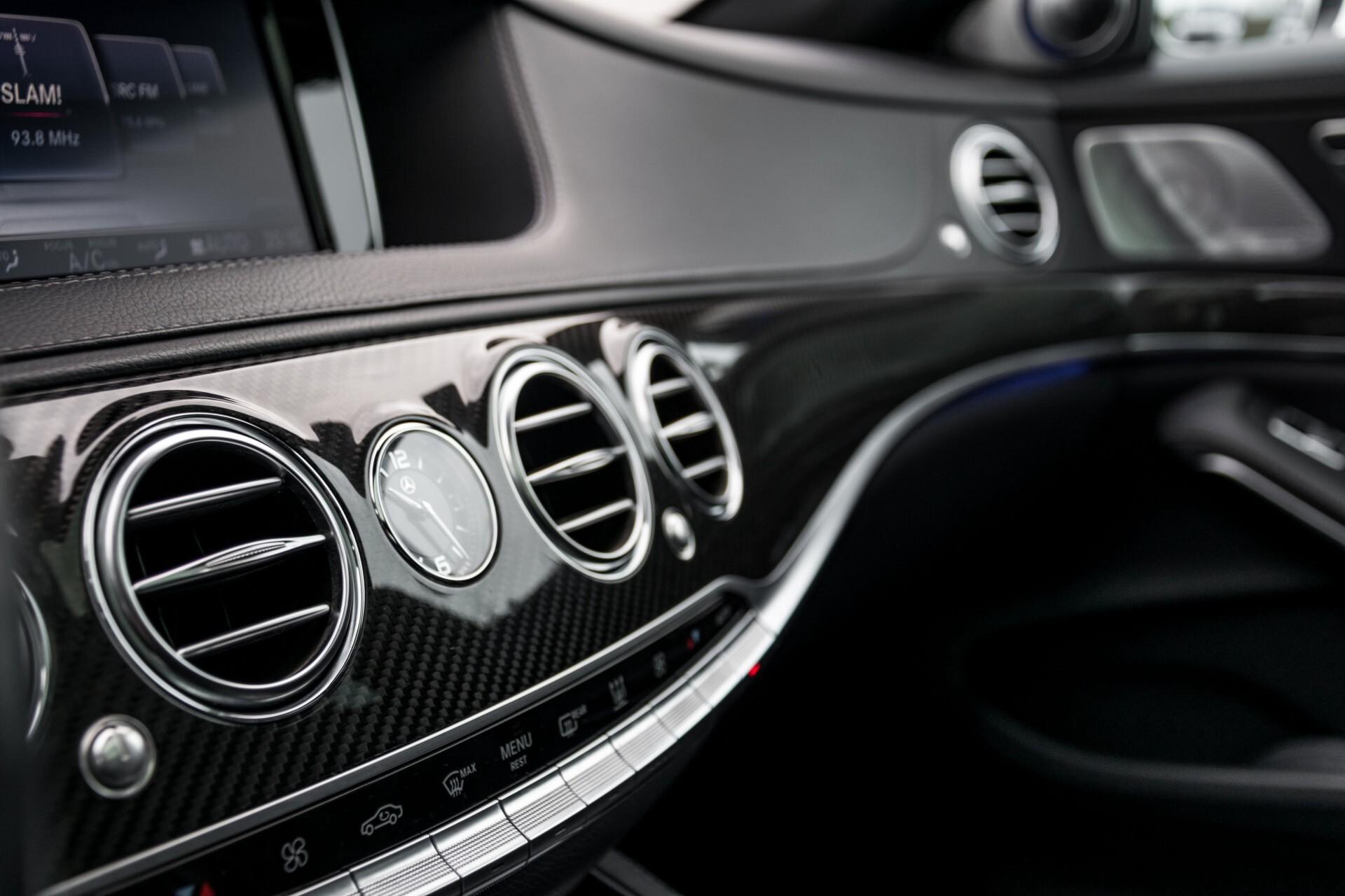 Mercedes-Benz S-Klasse 350 Bluetec Lang 4-M AMG Plus Carbon/Burmester 3D/Standkachel/4xMassage/Entertainment Aut7 Foto 51