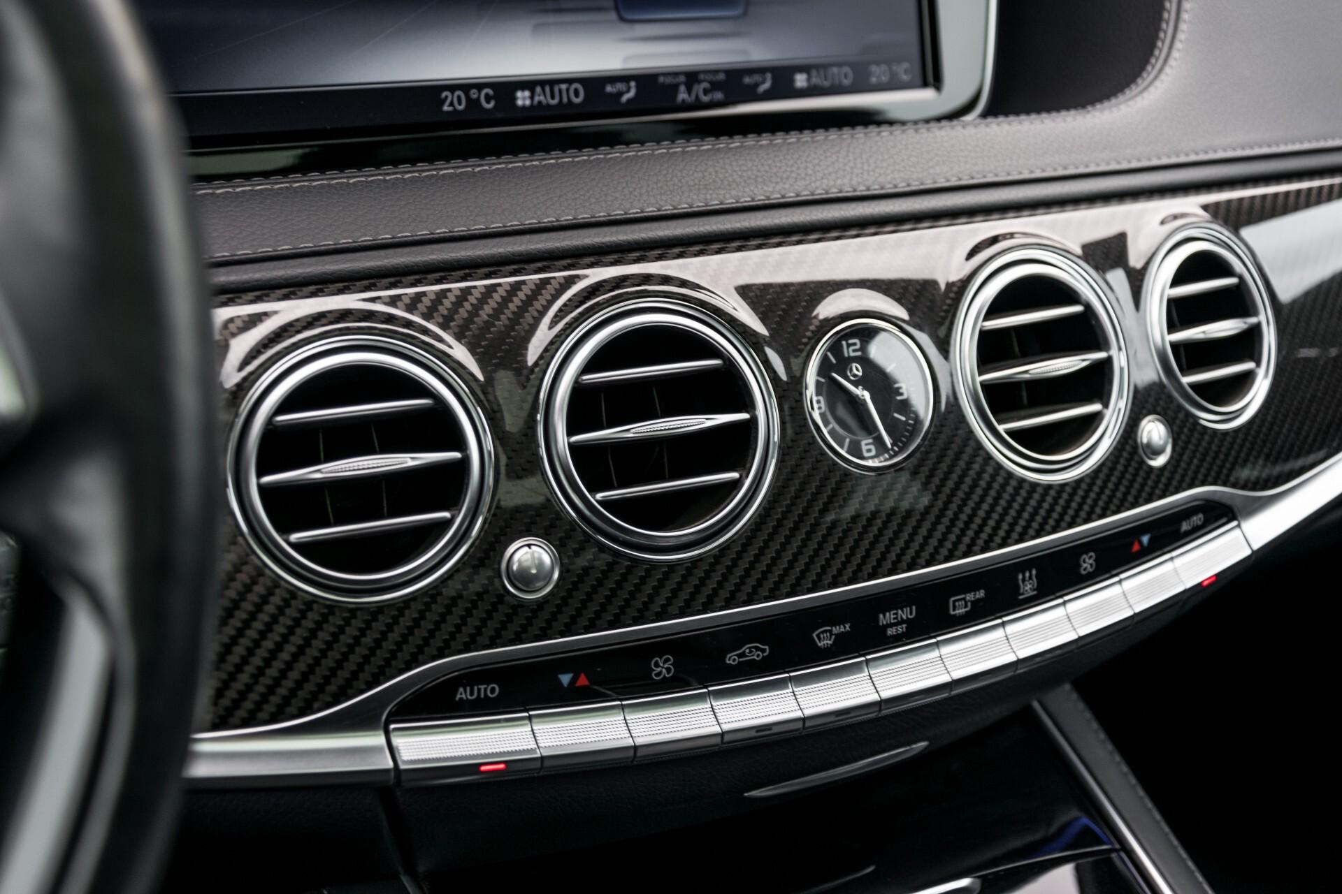 Mercedes-Benz S-Klasse 350 Bluetec Lang 4-M AMG Plus Carbon/Burmester 3D/Standkachel/4xMassage/Entertainment Aut7 Foto 52
