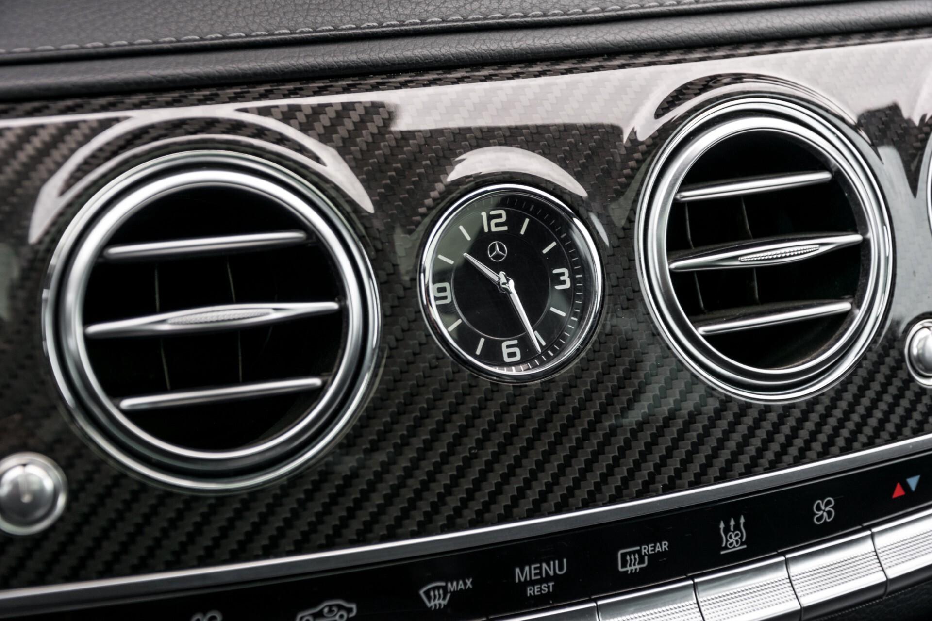 Mercedes-Benz S-Klasse 350 Bluetec Lang 4-M AMG Plus Carbon/Burmester 3D/Standkachel/4xMassage/Entertainment Aut7 Foto 53