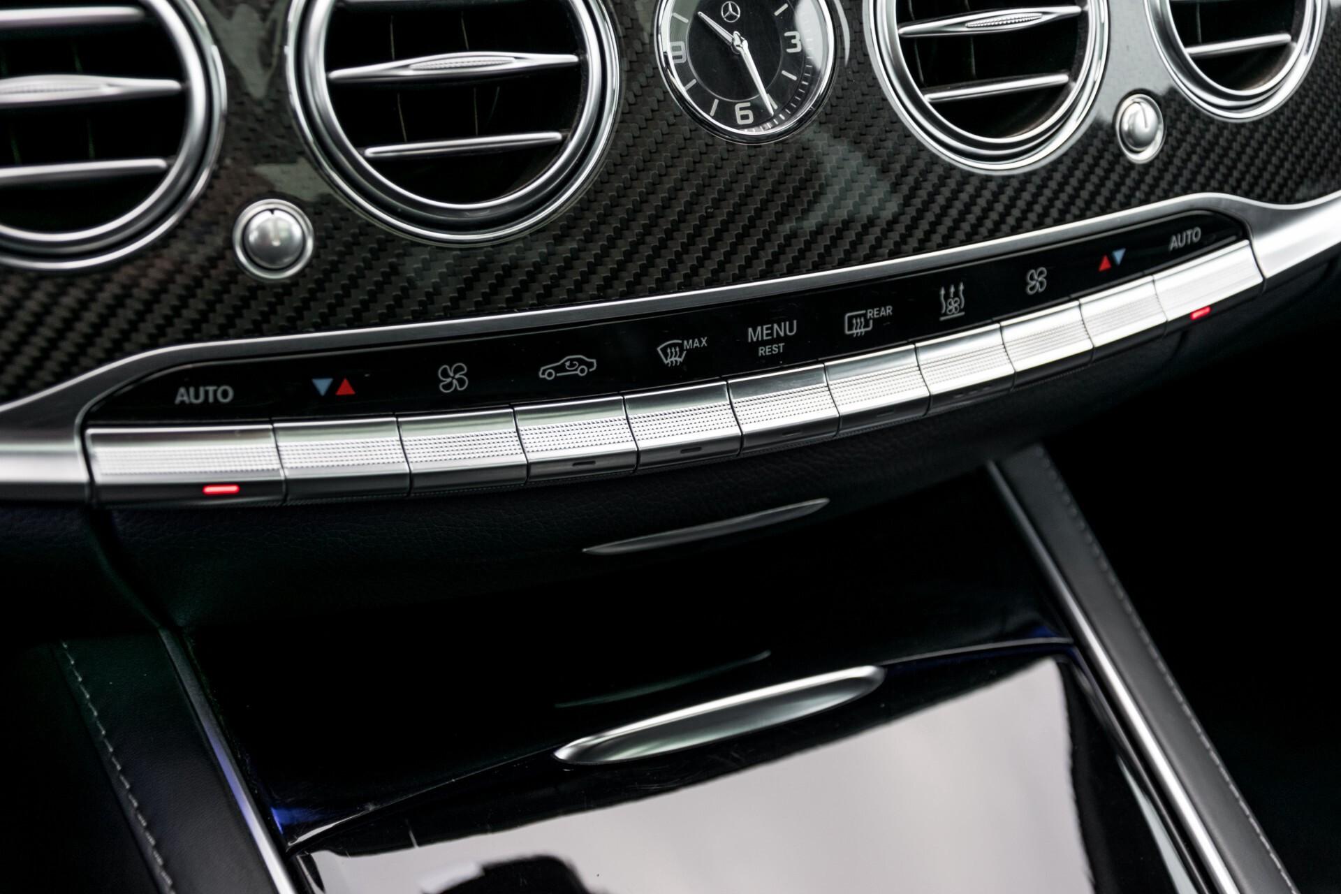 Mercedes-Benz S-Klasse 350 Bluetec Lang 4-M AMG Plus Carbon/Burmester 3D/Standkachel/4xMassage/Entertainment Aut7 Foto 54