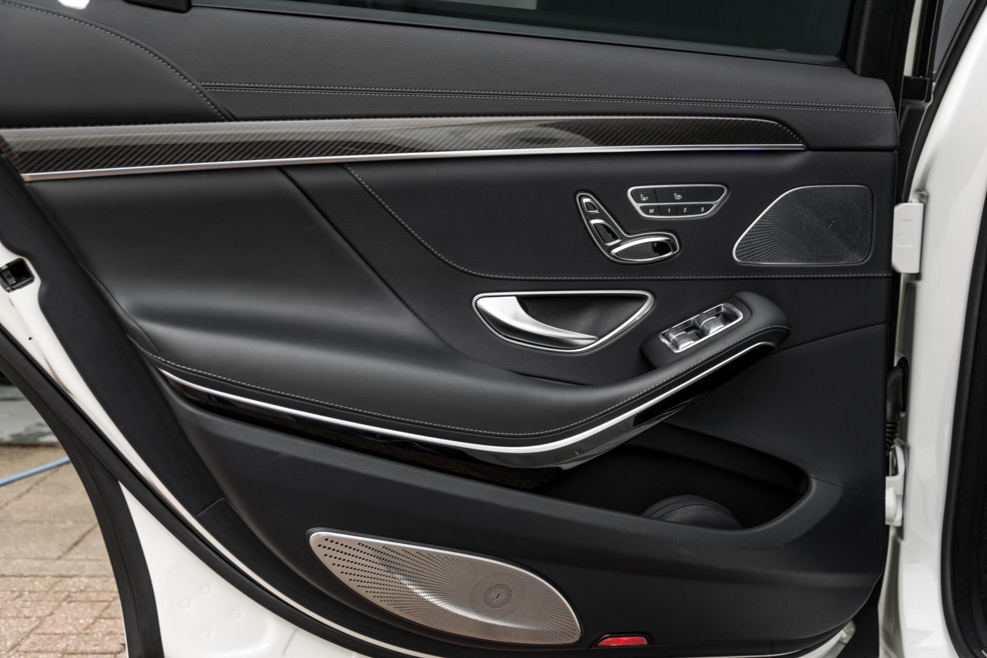 Mercedes-Benz S-Klasse 350 Bluetec Lang 4-M AMG Plus Carbon/Burmester 3D/Standkachel/4xMassage/Entertainment Aut7 Foto 57