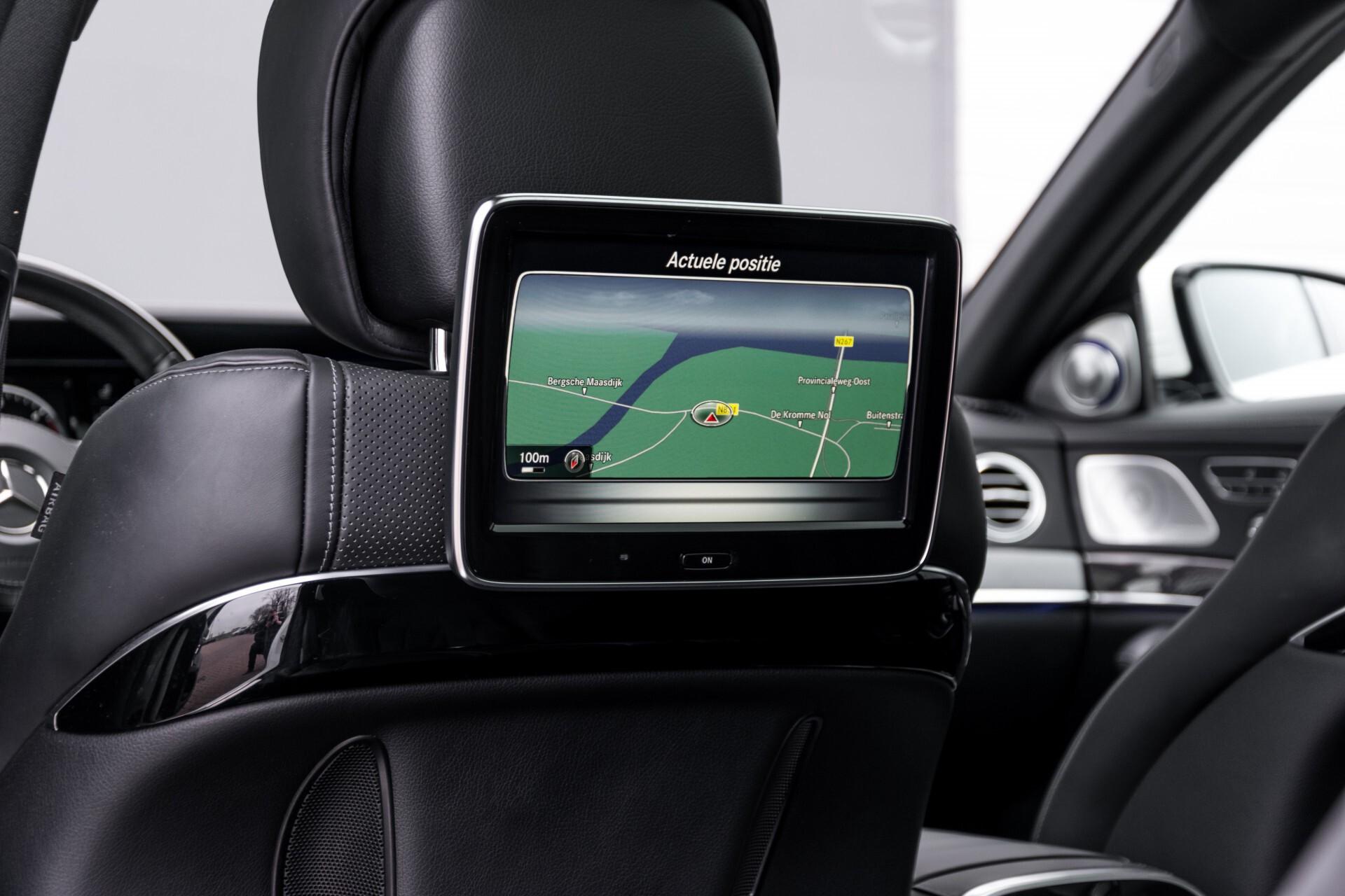 Mercedes-Benz S-Klasse 350 Bluetec Lang 4-M AMG Plus Carbon/Burmester 3D/Standkachel/4xMassage/Entertainment Aut7 Foto 58