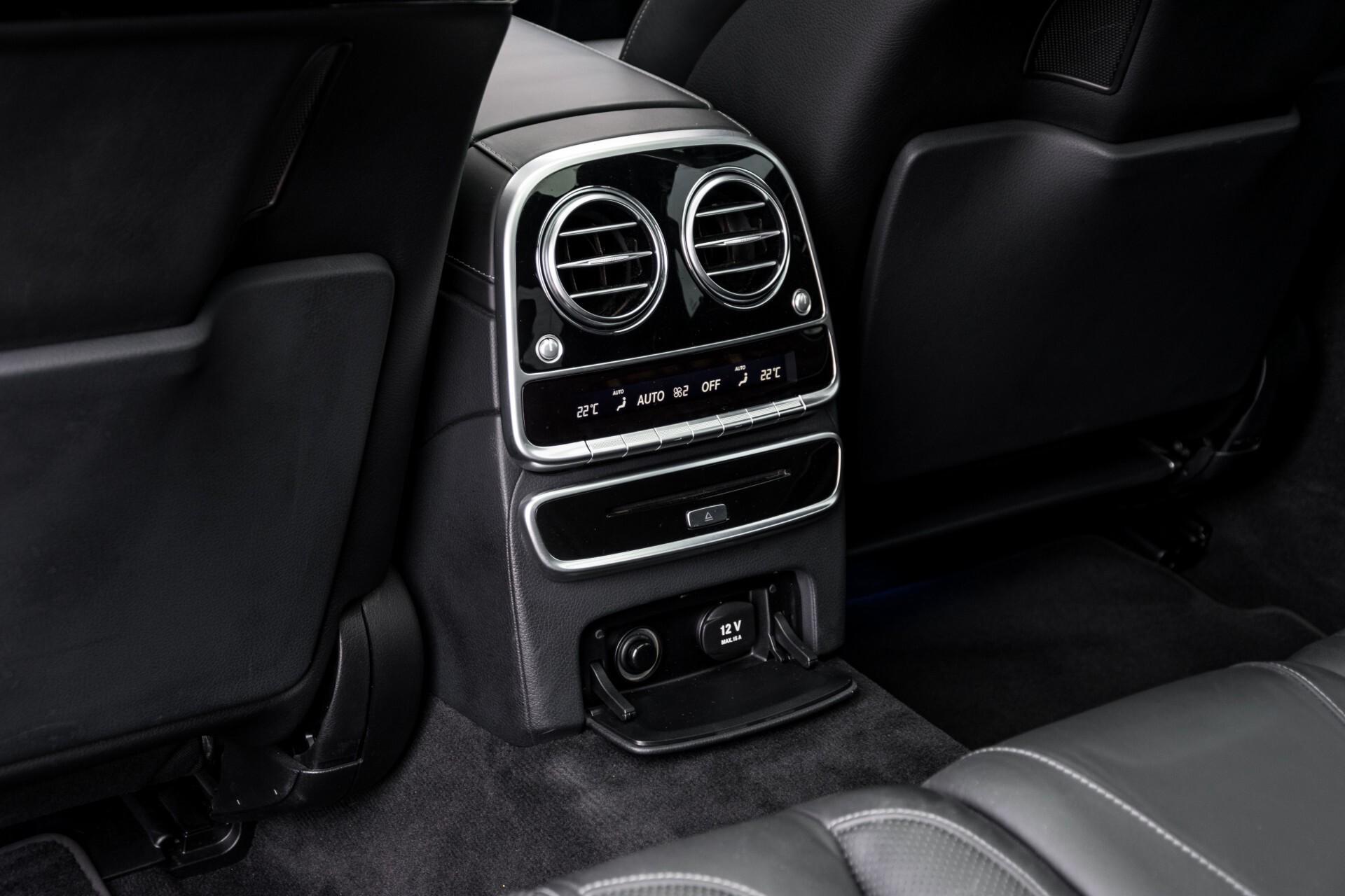 Mercedes-Benz S-Klasse 350 Bluetec Lang 4-M AMG Plus Carbon/Burmester 3D/Standkachel/4xMassage/Entertainment Aut7 Foto 59