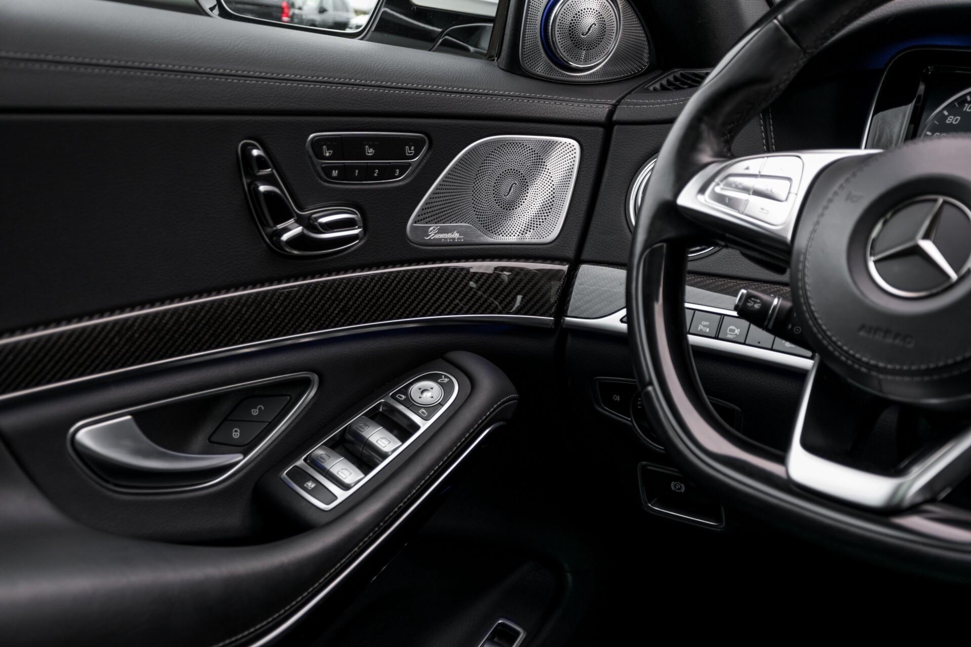 Mercedes-Benz S-Klasse 350 Bluetec Lang 4-M AMG Plus Carbon/Burmester 3D/Standkachel/4xMassage/Entertainment Aut7 Foto 60