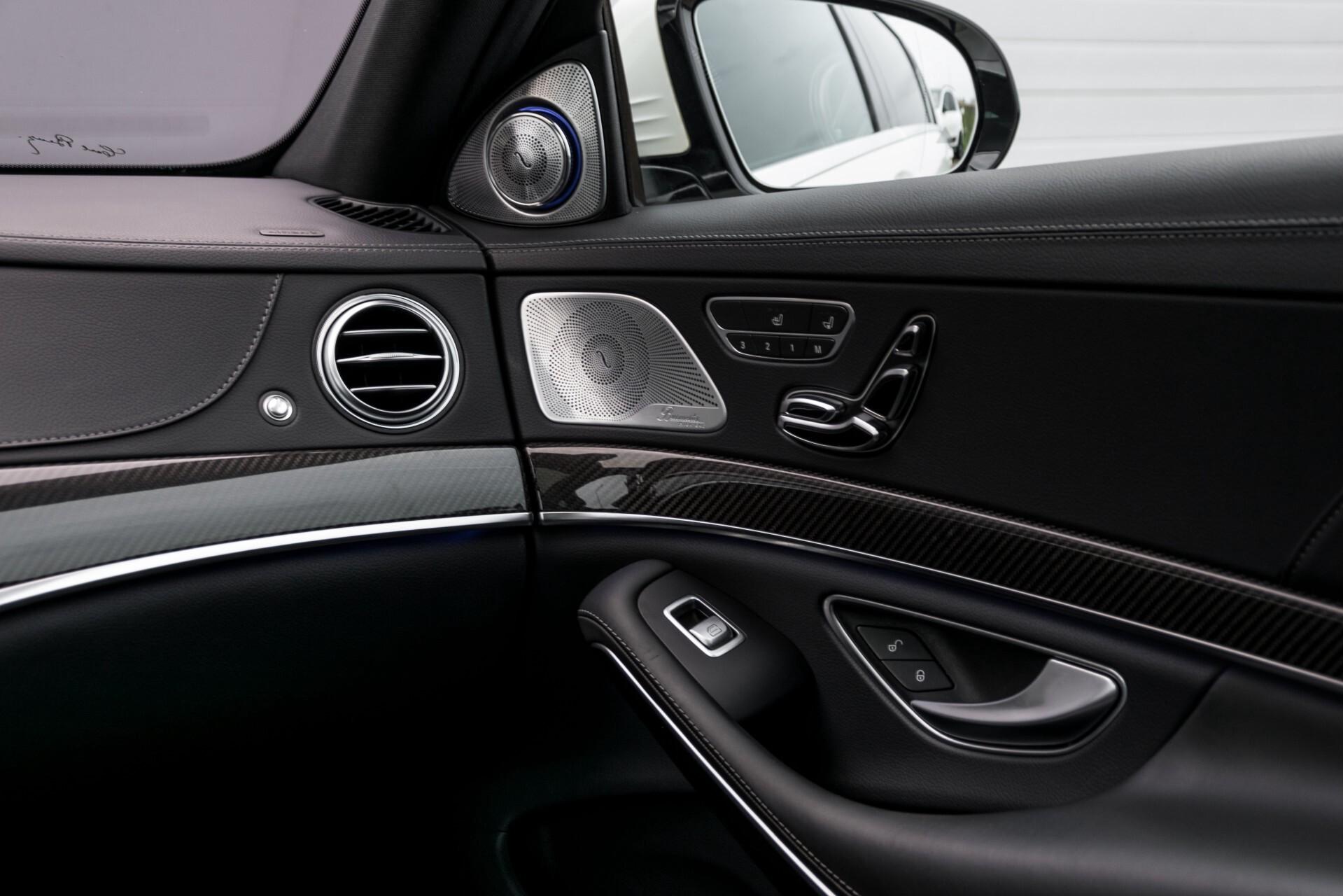 Mercedes-Benz S-Klasse 350 Bluetec Lang 4-M AMG Plus Carbon/Burmester 3D/Standkachel/4xMassage/Entertainment Aut7 Foto 61