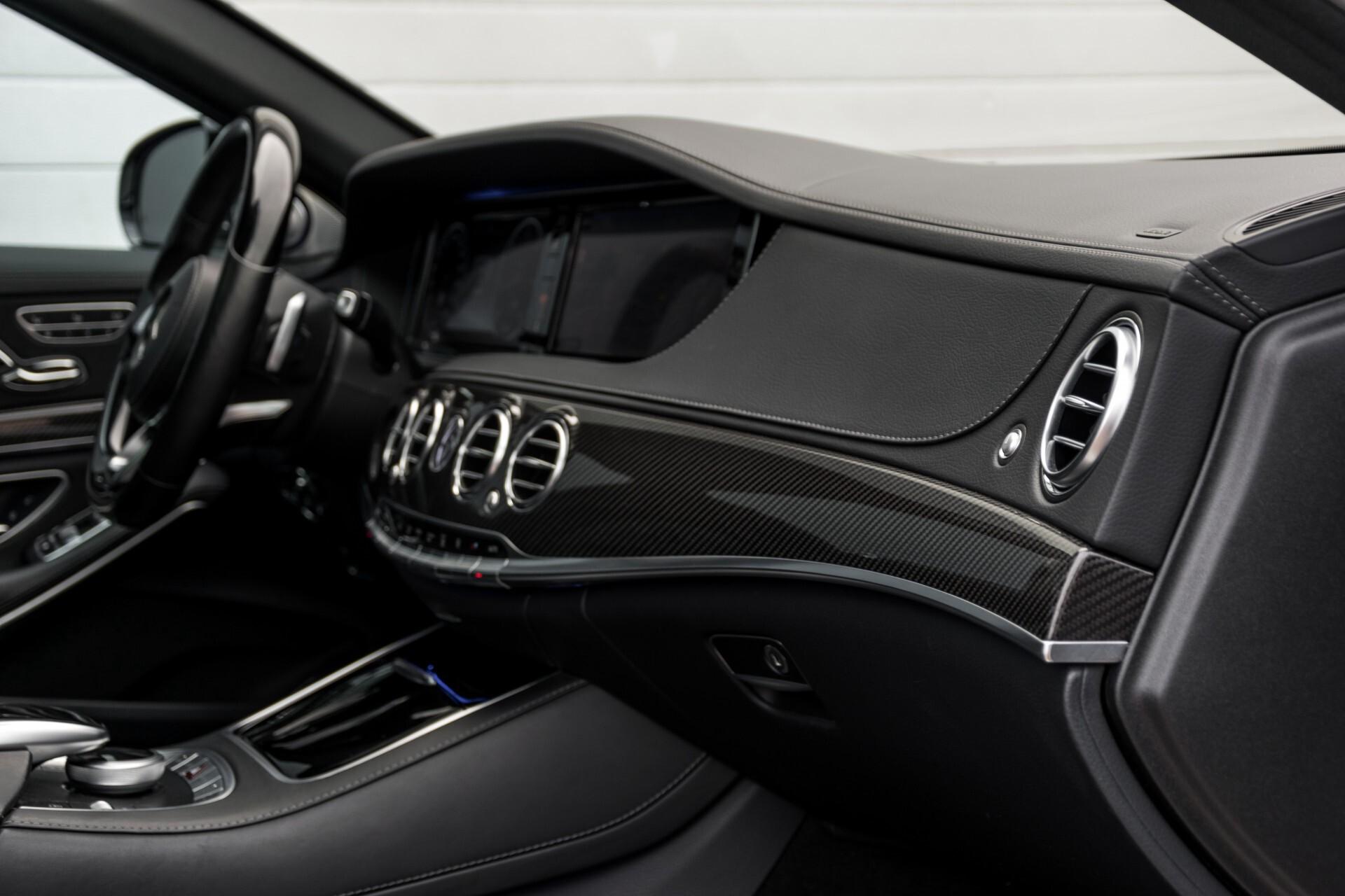 Mercedes-Benz S-Klasse 350 Bluetec Lang 4-M AMG Plus Carbon/Burmester 3D/Standkachel/4xMassage/Entertainment Aut7 Foto 64