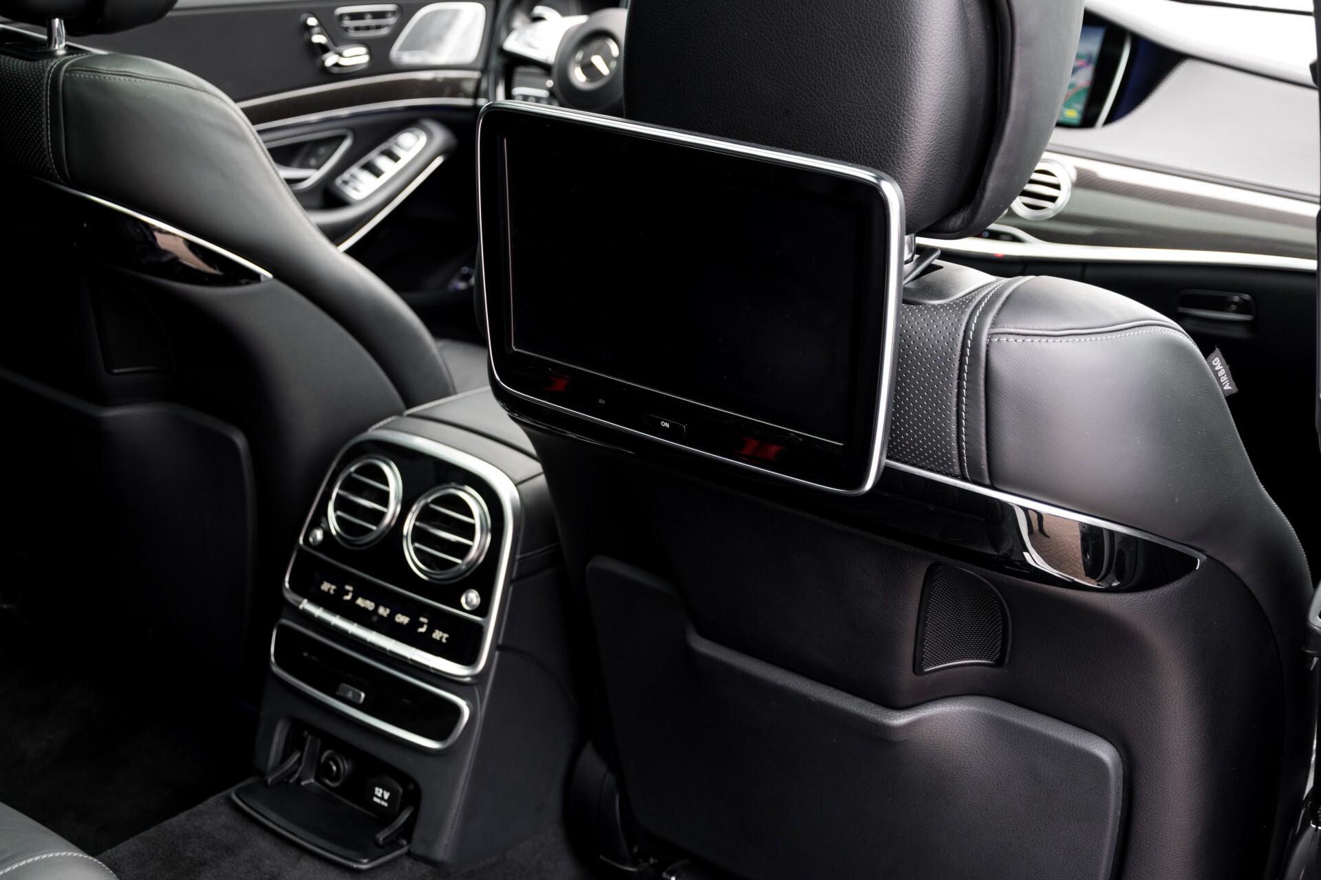 Mercedes-Benz S-Klasse 350 Bluetec Lang 4-M AMG Plus Carbon/Burmester 3D/Standkachel/4xMassage/Entertainment Aut7 Foto 68