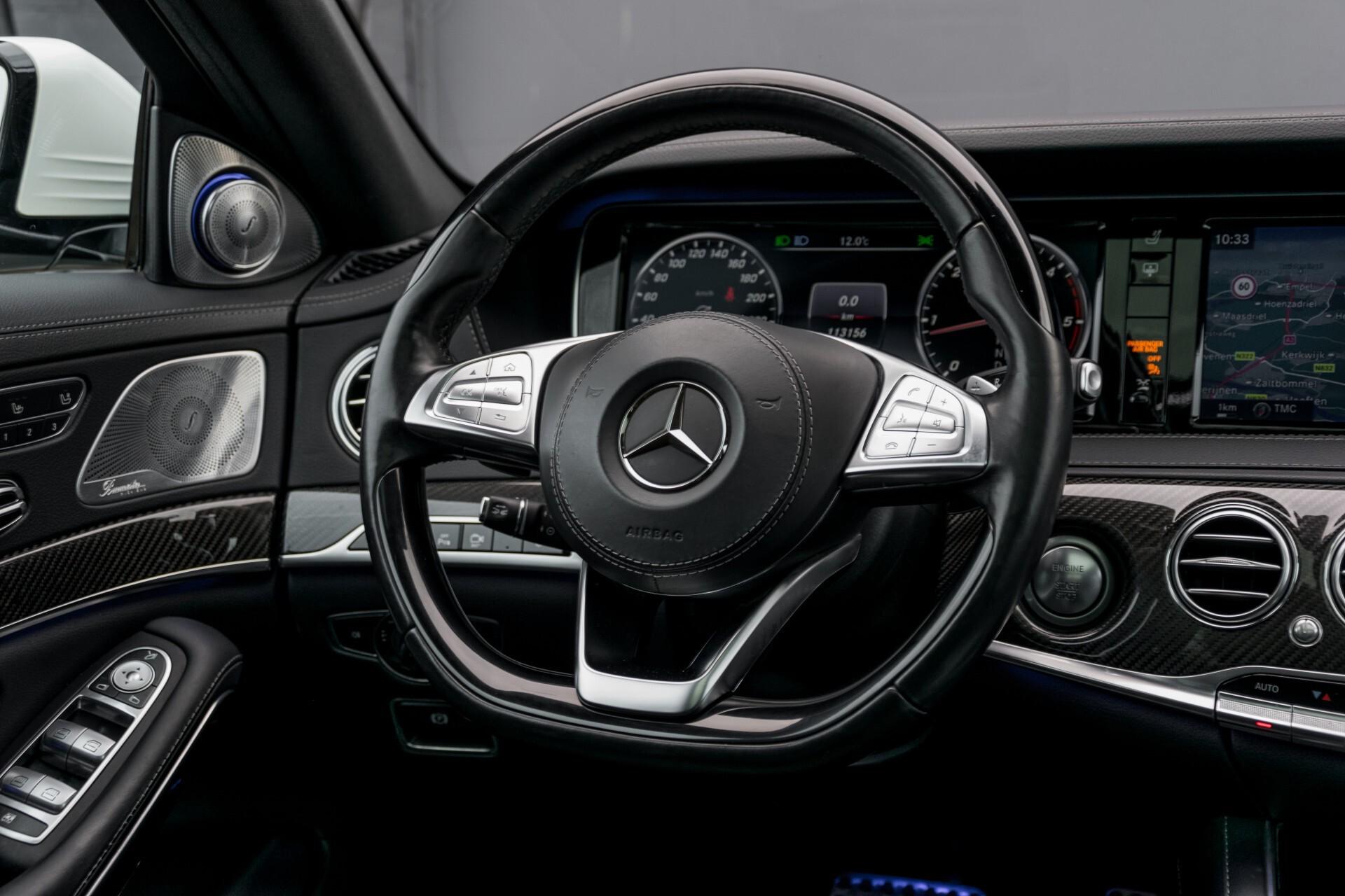 Mercedes-Benz S-Klasse 350 Bluetec Lang 4-M AMG Plus Carbon/Burmester 3D/Standkachel/4xMassage/Entertainment Aut7 Foto 7