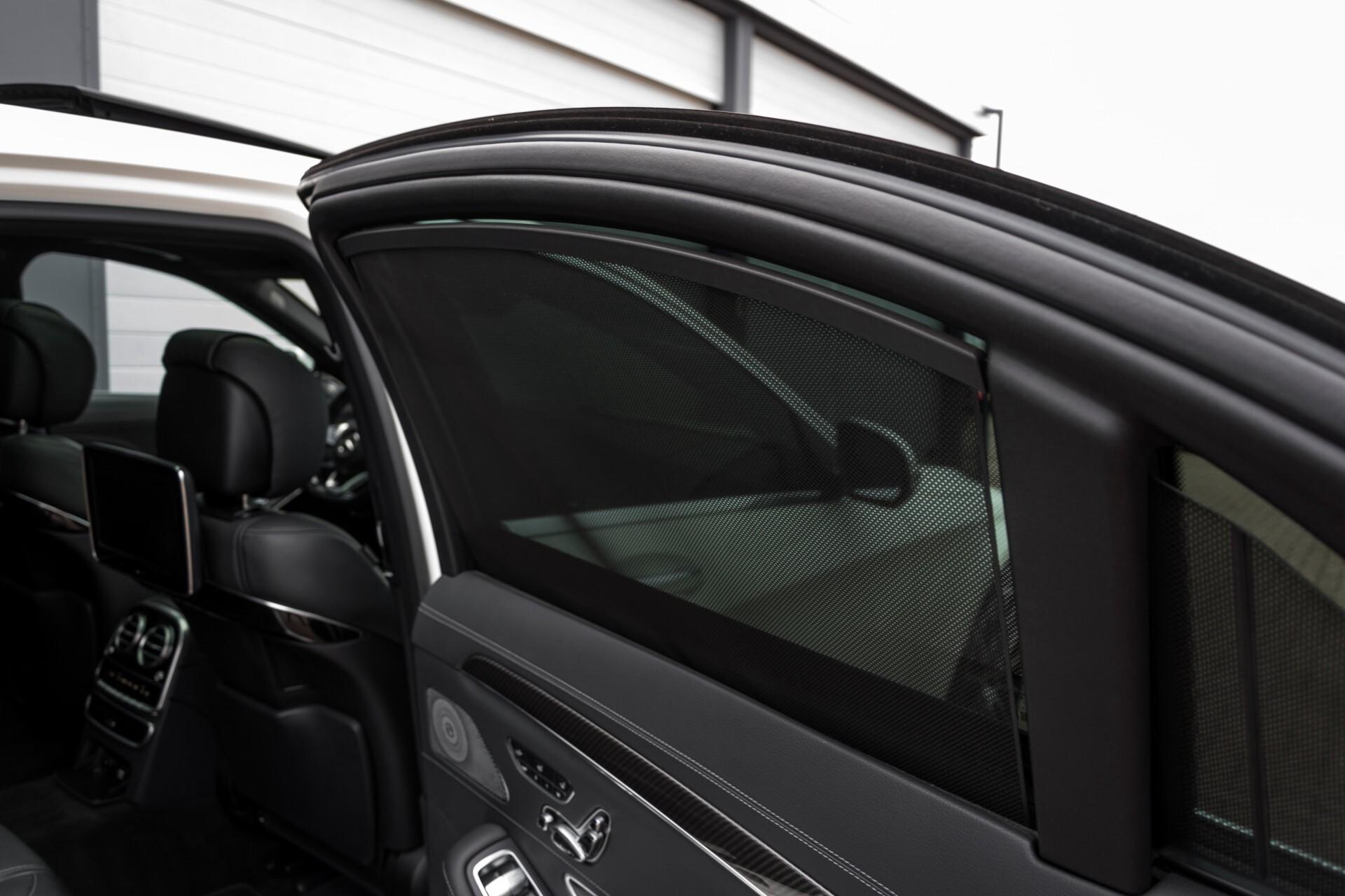 Mercedes-Benz S-Klasse 350 Bluetec Lang 4-M AMG Plus Carbon/Burmester 3D/Standkachel/4xMassage/Entertainment Aut7 Foto 70