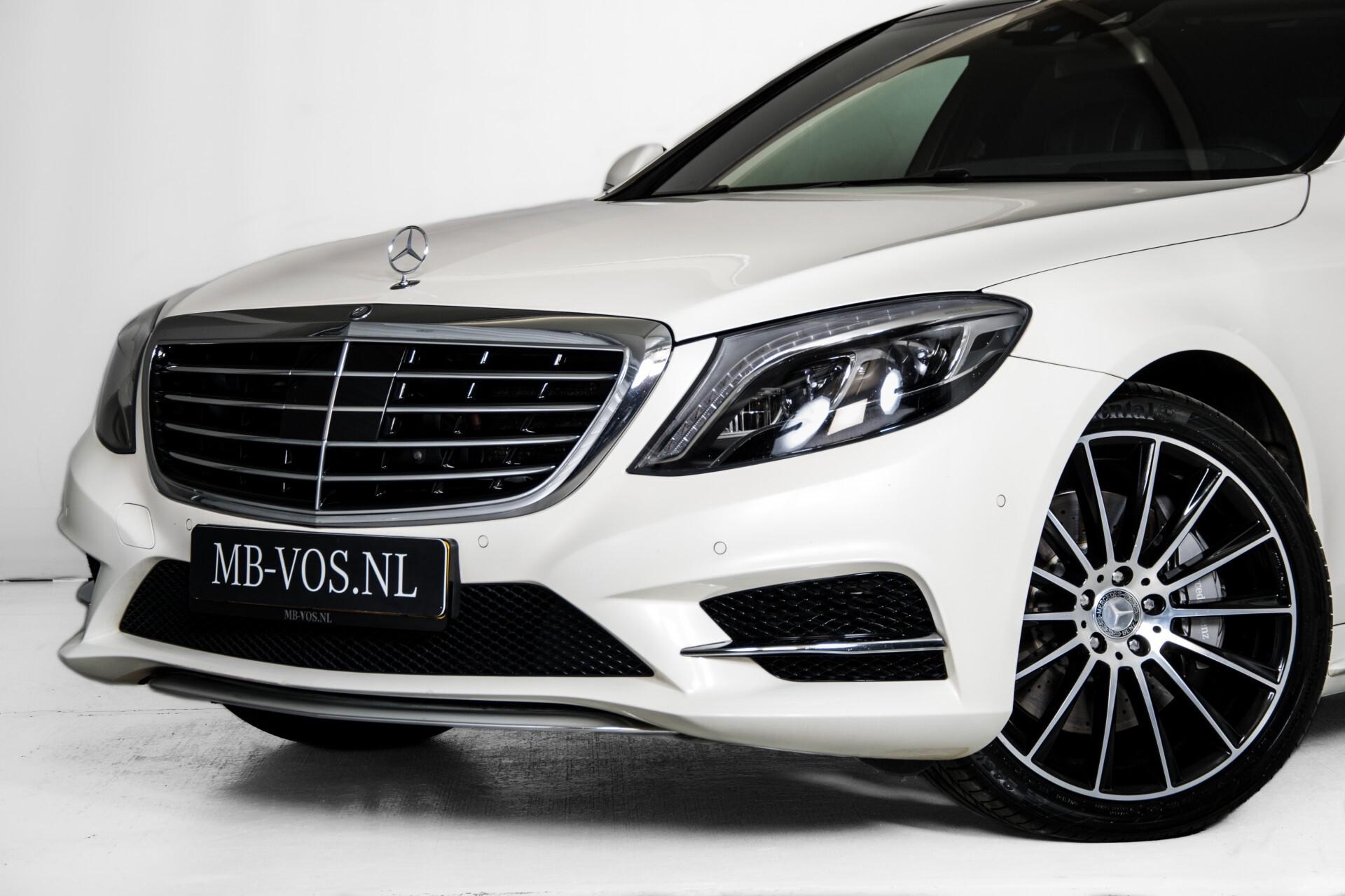 Mercedes-Benz S-Klasse 350 Bluetec Lang 4-M AMG Plus Carbon/Burmester 3D/Standkachel/4xMassage/Entertainment Aut7 Foto 74