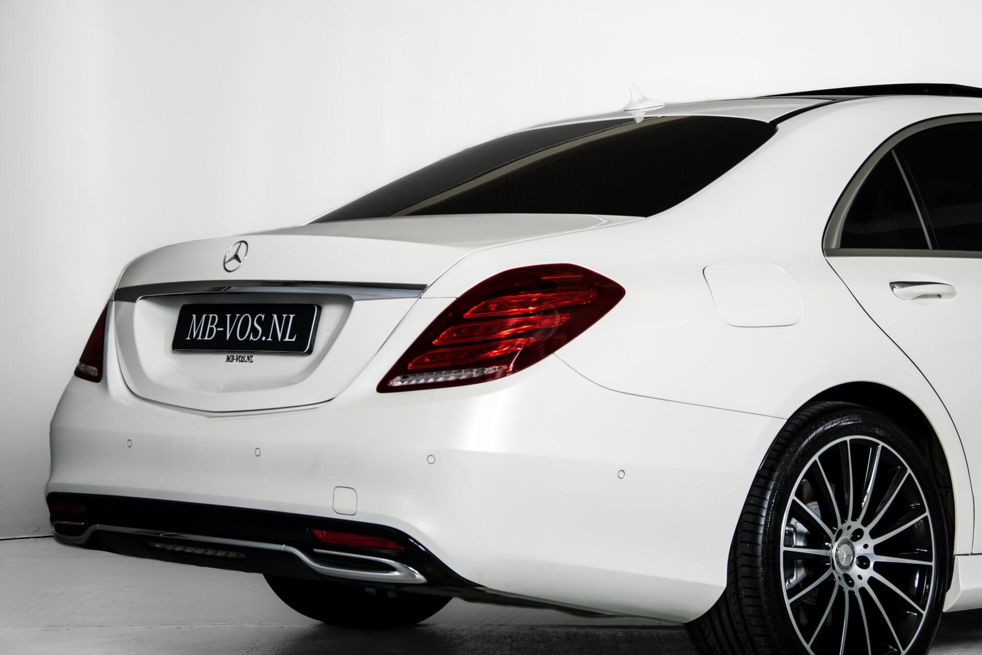 Mercedes-Benz S-Klasse 350 Bluetec Lang 4-M AMG Plus Carbon/Burmester 3D/Standkachel/4xMassage/Entertainment Aut7 Foto 75