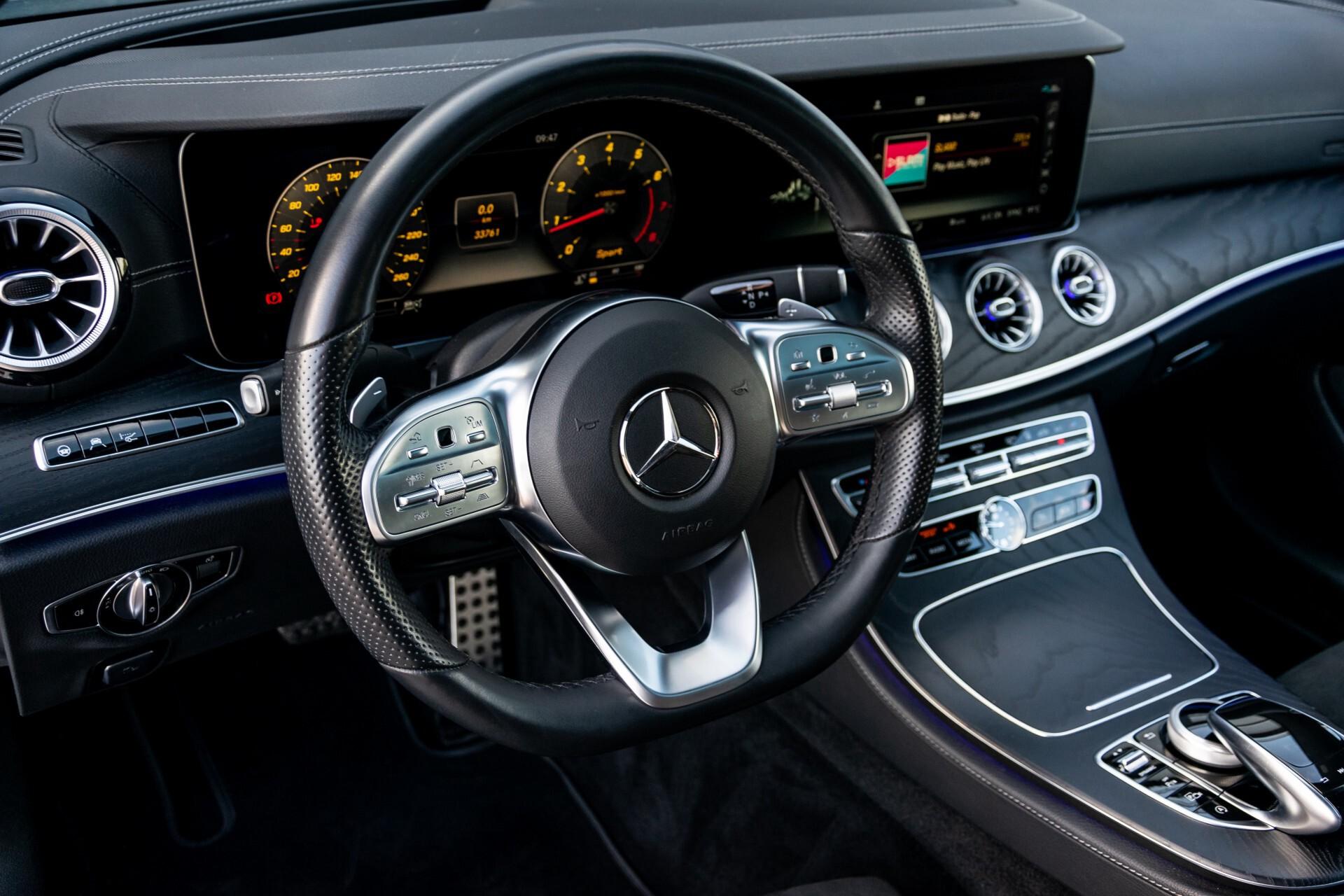 Mercedes-Benz E-Klasse Coupé 300 AMG Panorama/Rij-assist/Keyless/Massage/Memory/HUD/Standkachel/Night Aut9 Foto 17