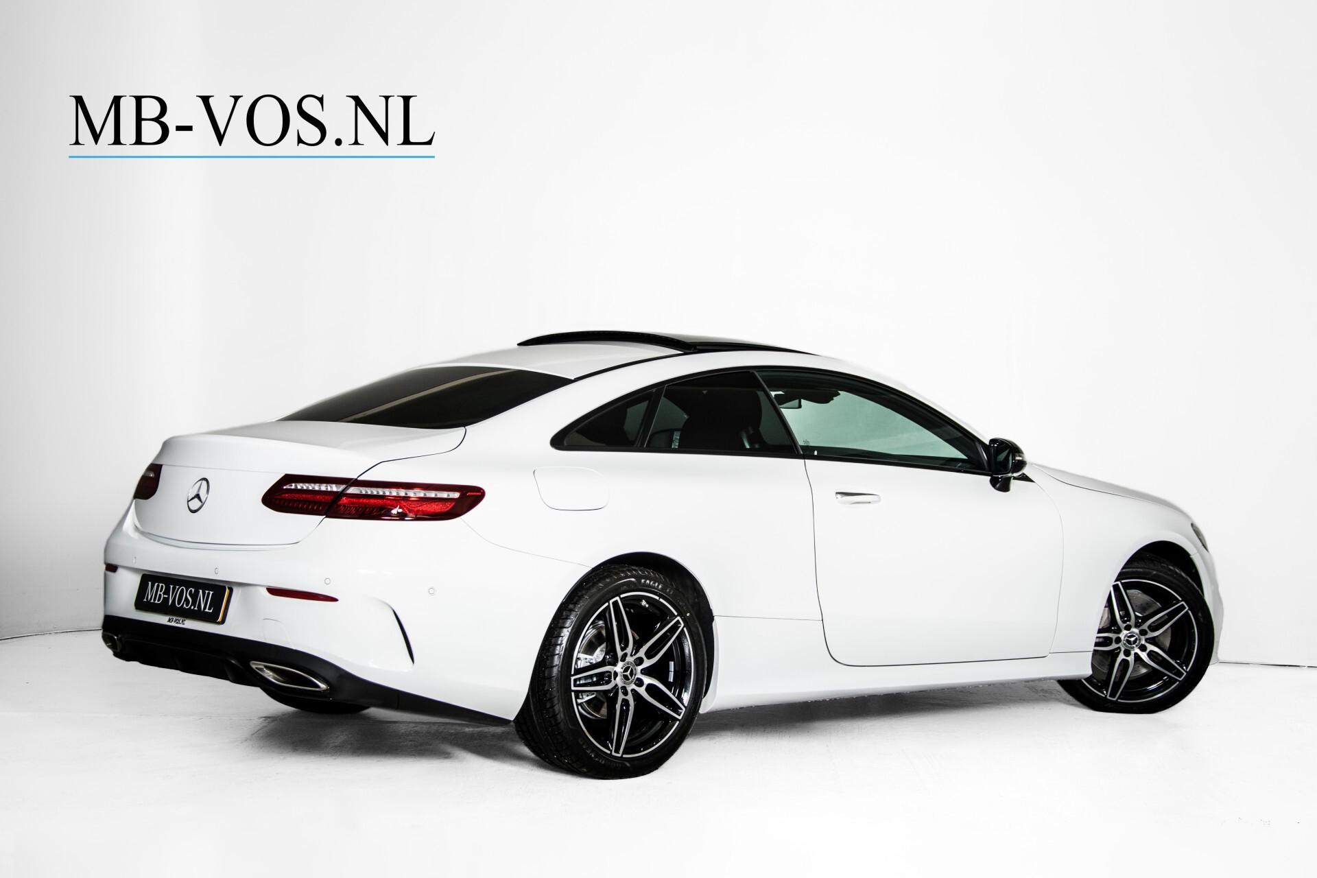 Mercedes-Benz E-Klasse Coupé 300 AMG Panorama/Rij-assist/Keyless/Massage/Memory/HUD/Standkachel/Night Aut9 Foto 2