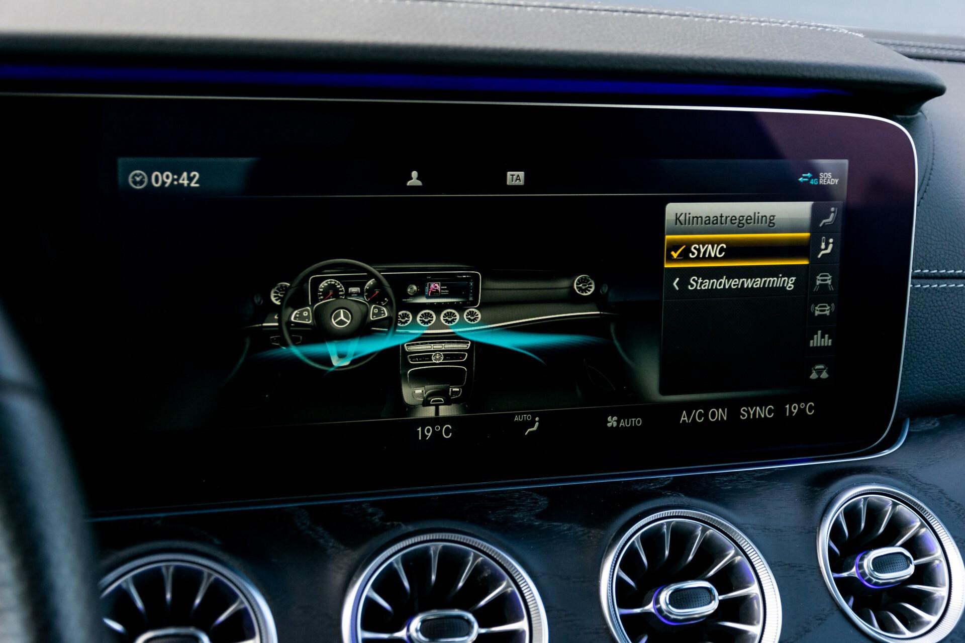 Mercedes-Benz E-Klasse Coupé 300 AMG Panorama/Rij-assist/Keyless/Massage/Memory/HUD/Standkachel/Night Aut9 Foto 29