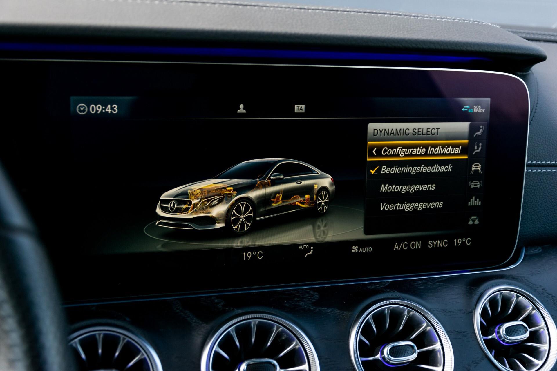 Mercedes-Benz E-Klasse Coupé 300 AMG Panorama/Rij-assist/Keyless/Massage/Memory/HUD/Standkachel/Night Aut9 Foto 31