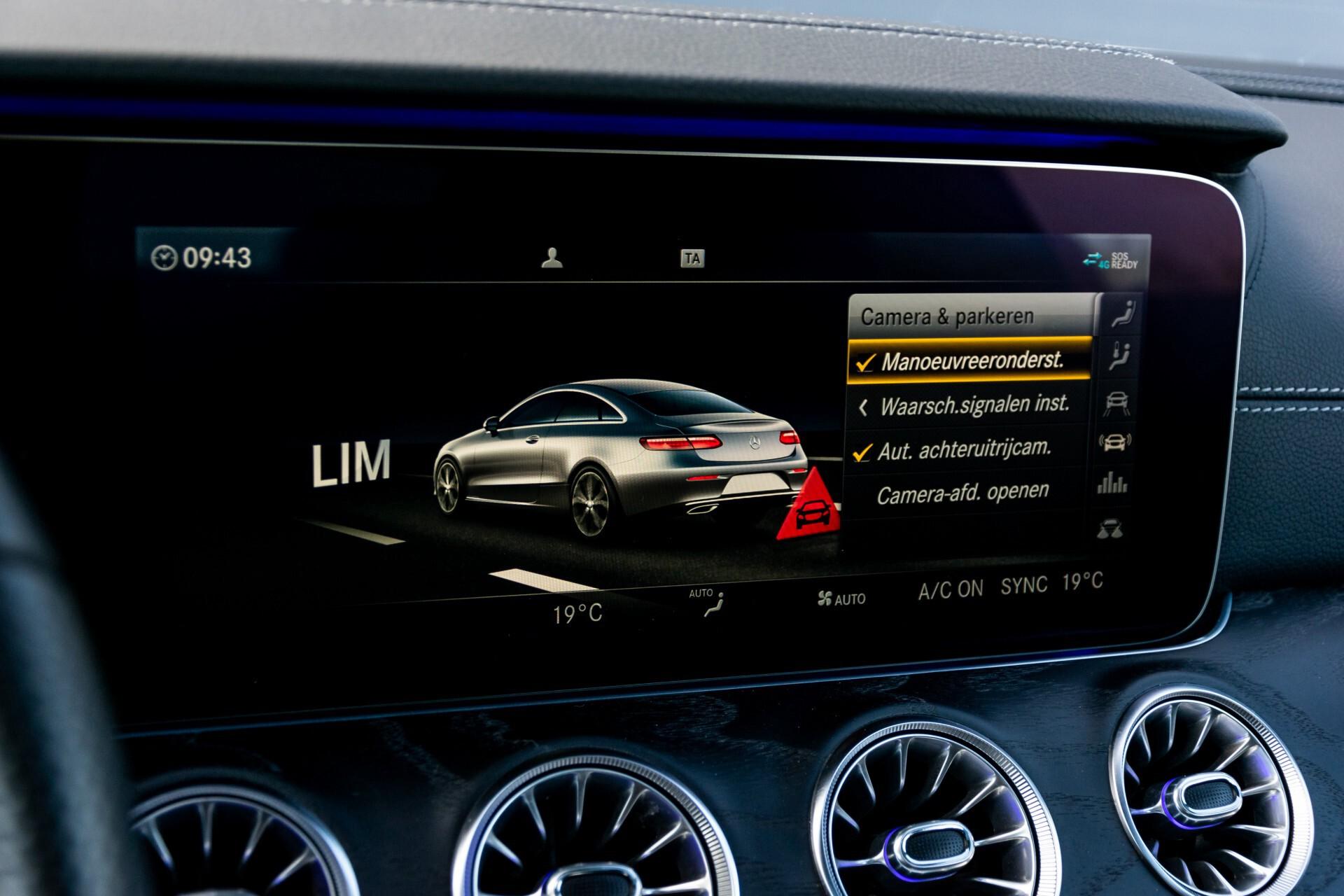Mercedes-Benz E-Klasse Coupé 300 AMG Panorama/Rij-assist/Keyless/Massage/Memory/HUD/Standkachel/Night Aut9 Foto 37
