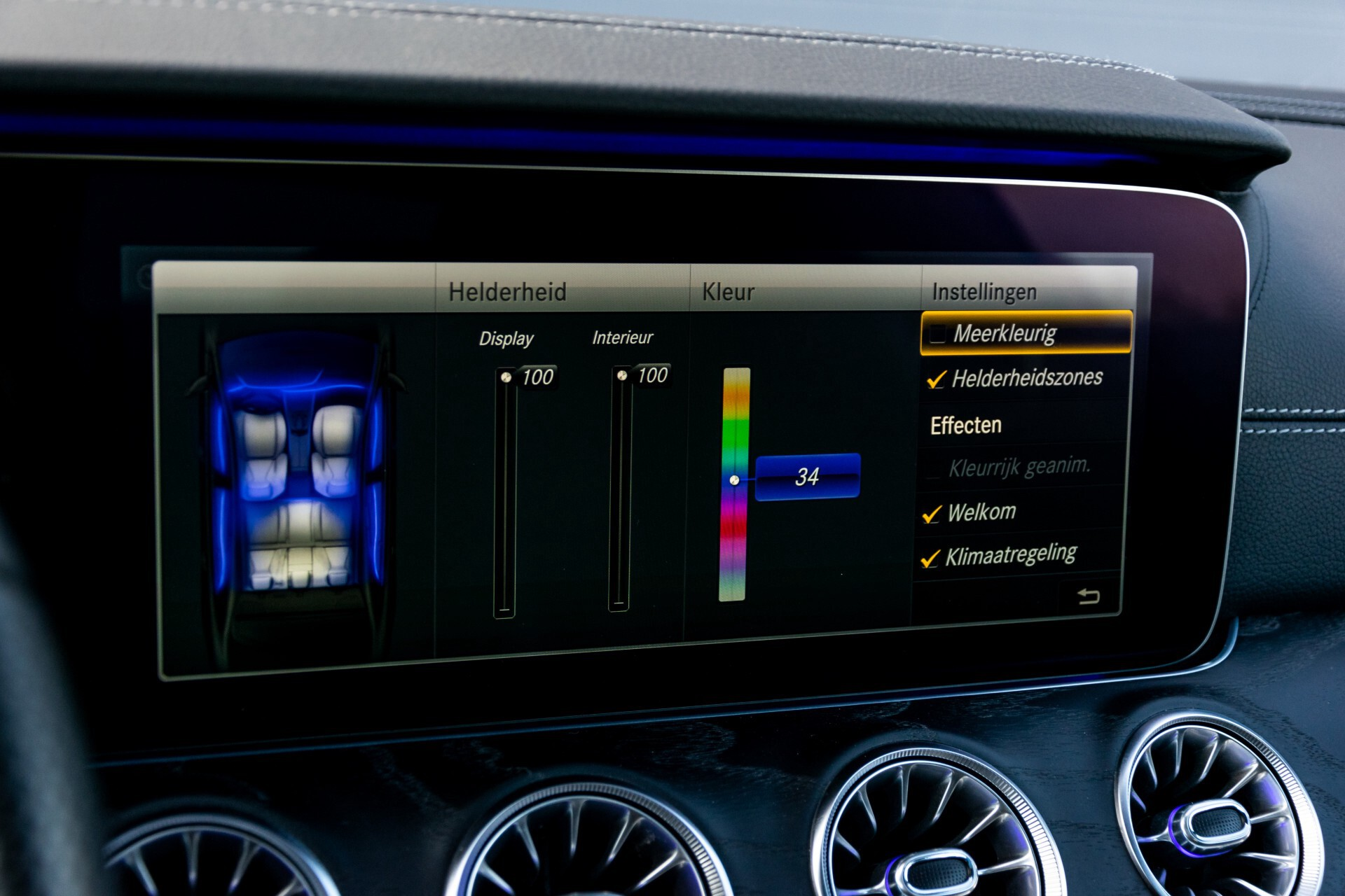 Mercedes-Benz E-Klasse Coupé 300 AMG Panorama/Rij-assist/Keyless/Massage/Memory/HUD/Standkachel/Night Aut9 Foto 43