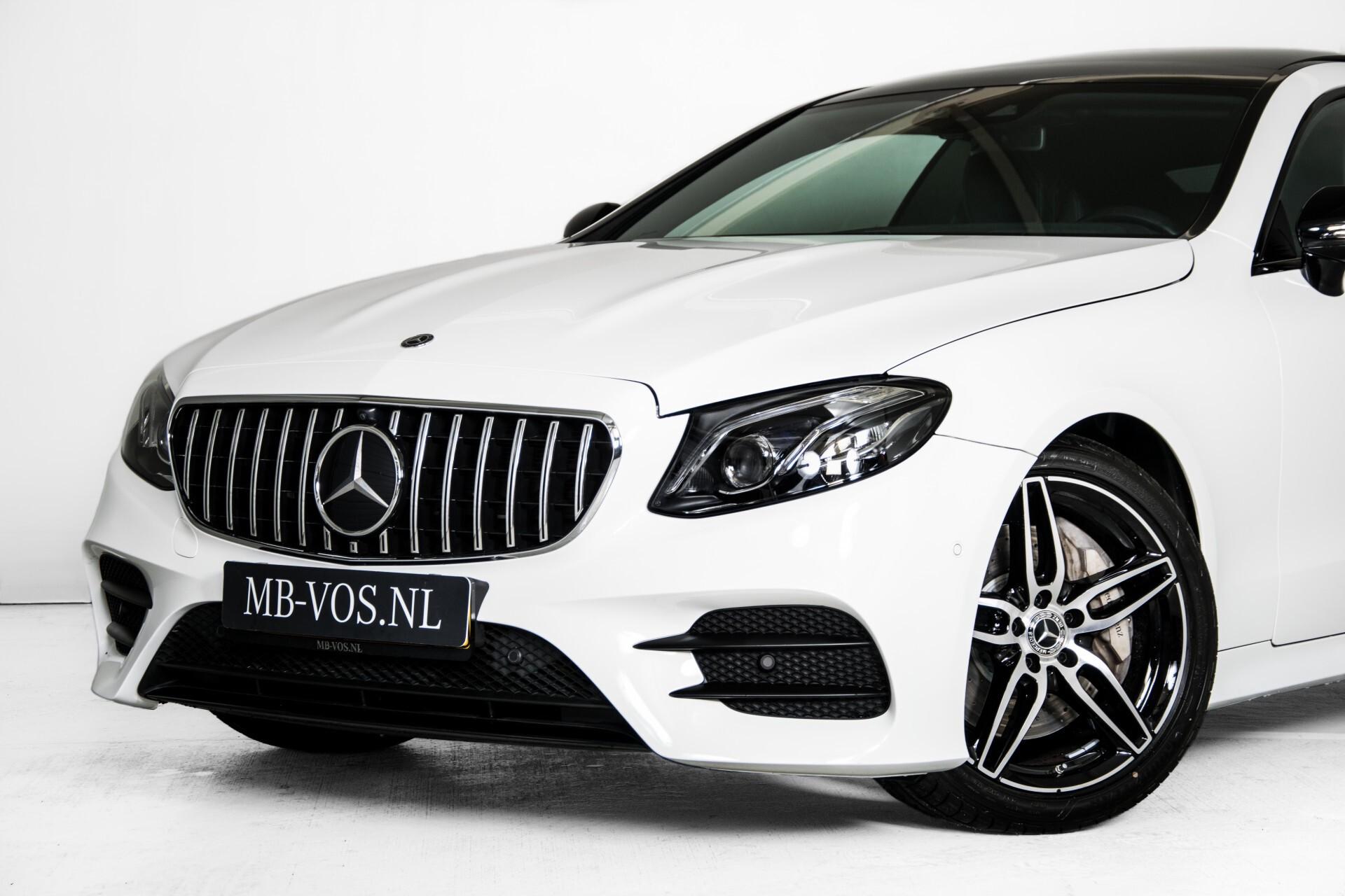 Mercedes-Benz E-Klasse Coupé 300 AMG Panorama/Rij-assist/Keyless/Massage/Memory/HUD/Standkachel/Night Aut9 Foto 58