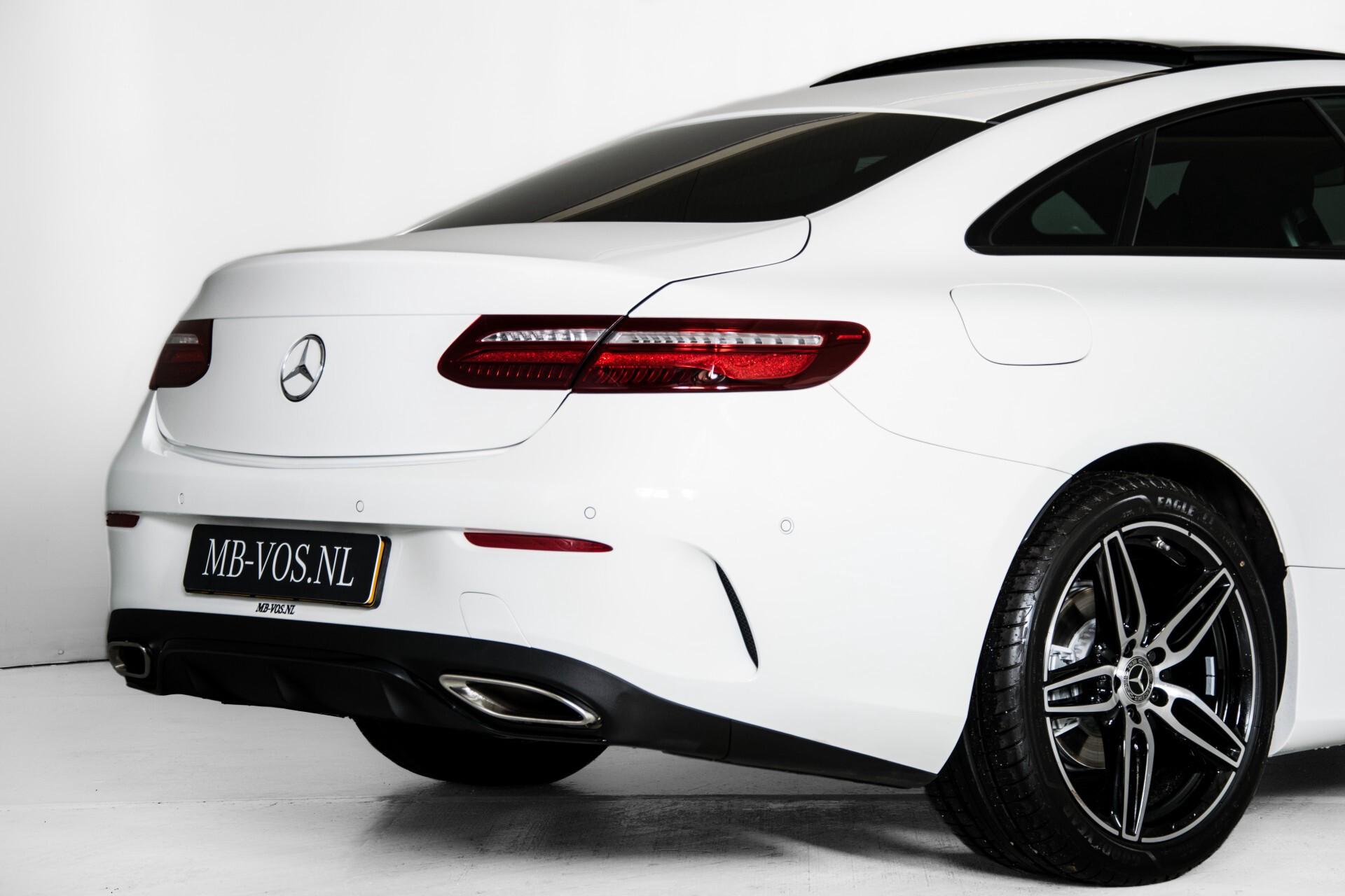 Mercedes-Benz E-Klasse Coupé 300 AMG Panorama/Rij-assist/Keyless/Massage/Memory/HUD/Standkachel/Night Aut9 Foto 59