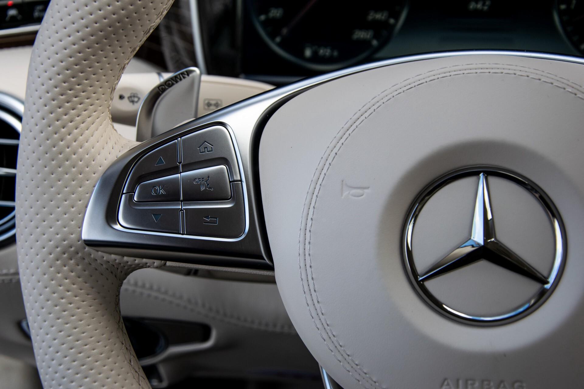 Mercedes-Benz S-Klasse Cabrio 650 Maybach 1 of 300 1ste eigenaar 642 km Aut7 Foto 10