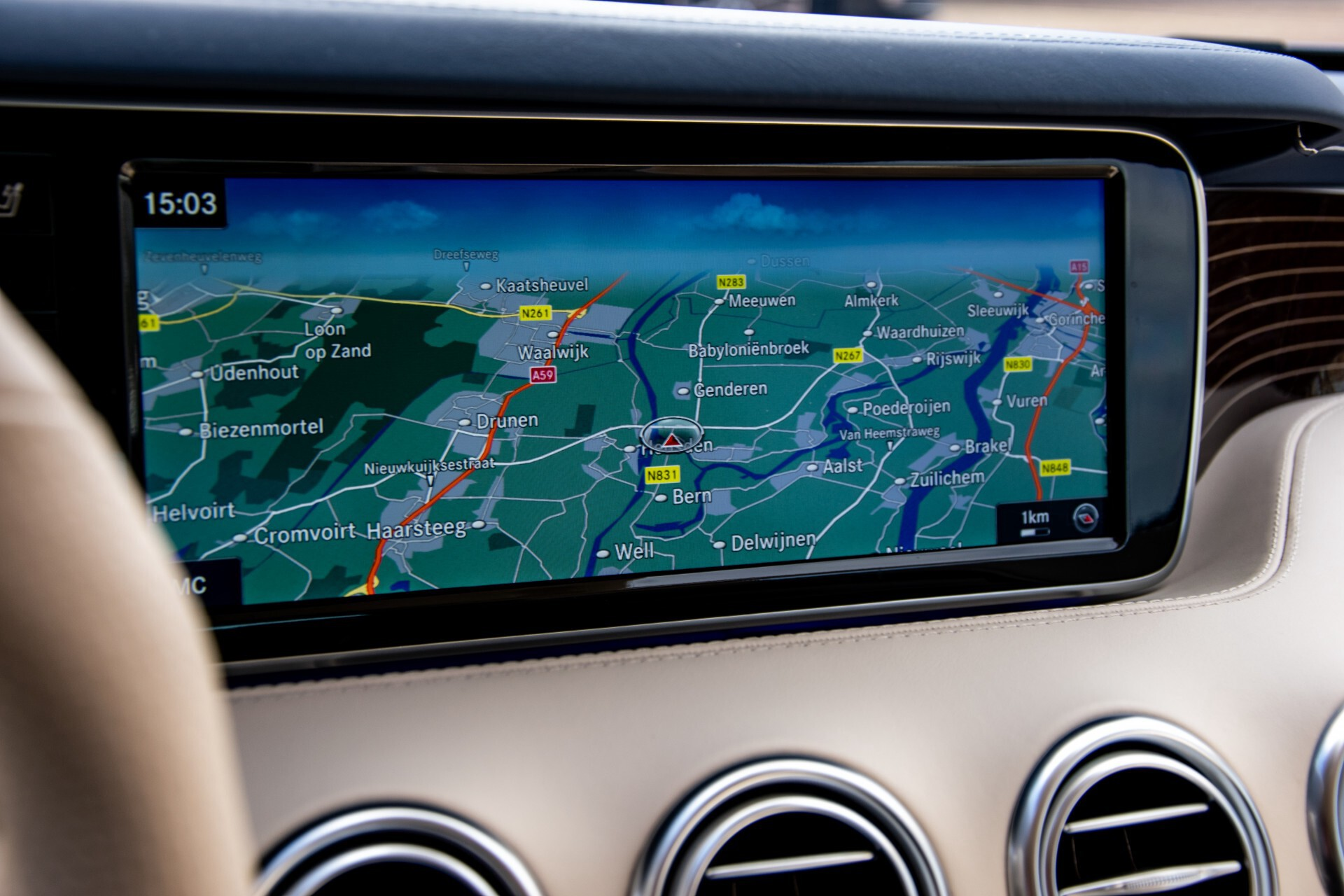 Mercedes-Benz S-Klasse Cabrio 650 Maybach 1 of 300 1ste eigenaar 642 km Aut7 Foto 15
